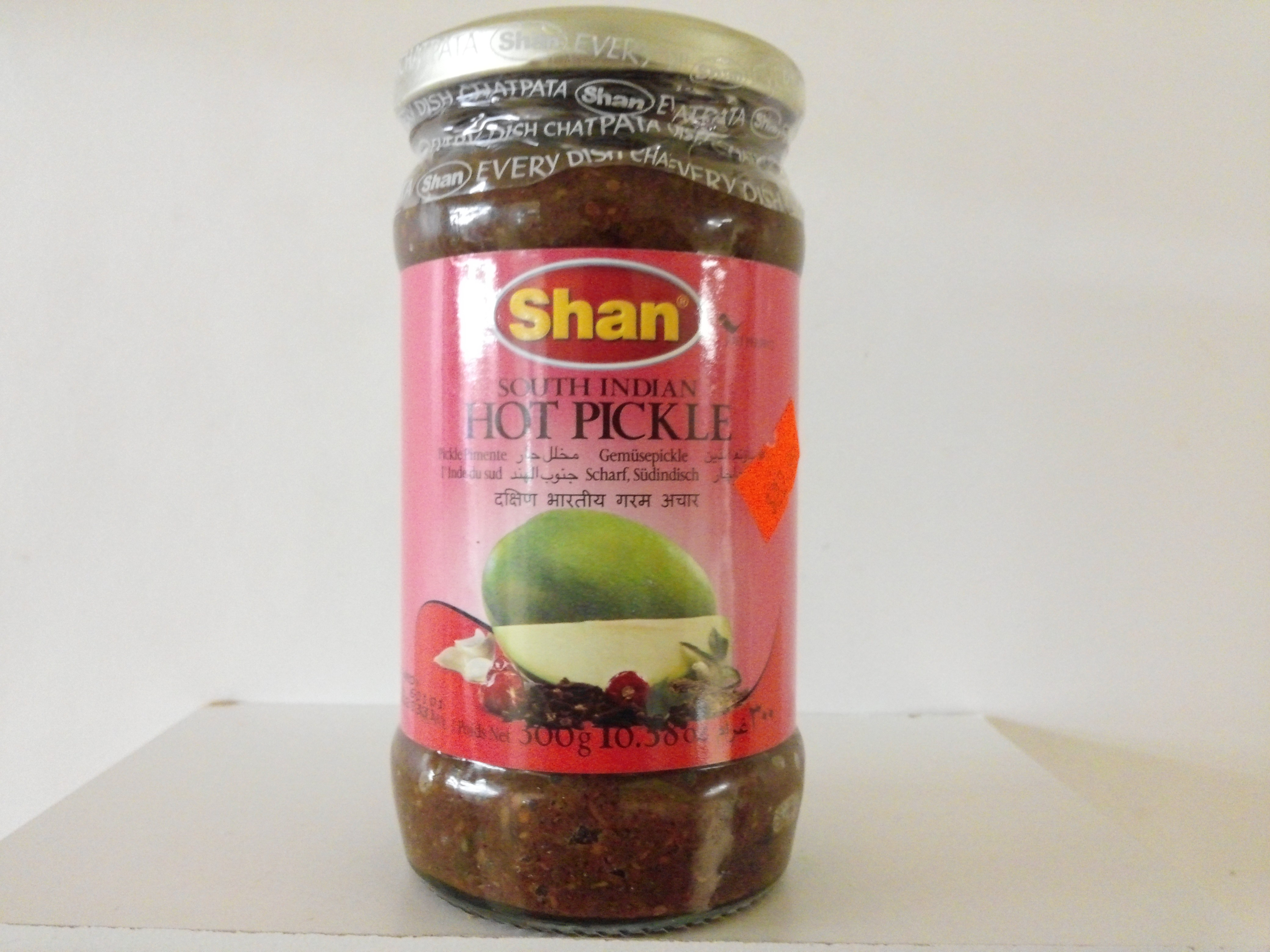 Shan South Indian Hot Pickle 300 grm
