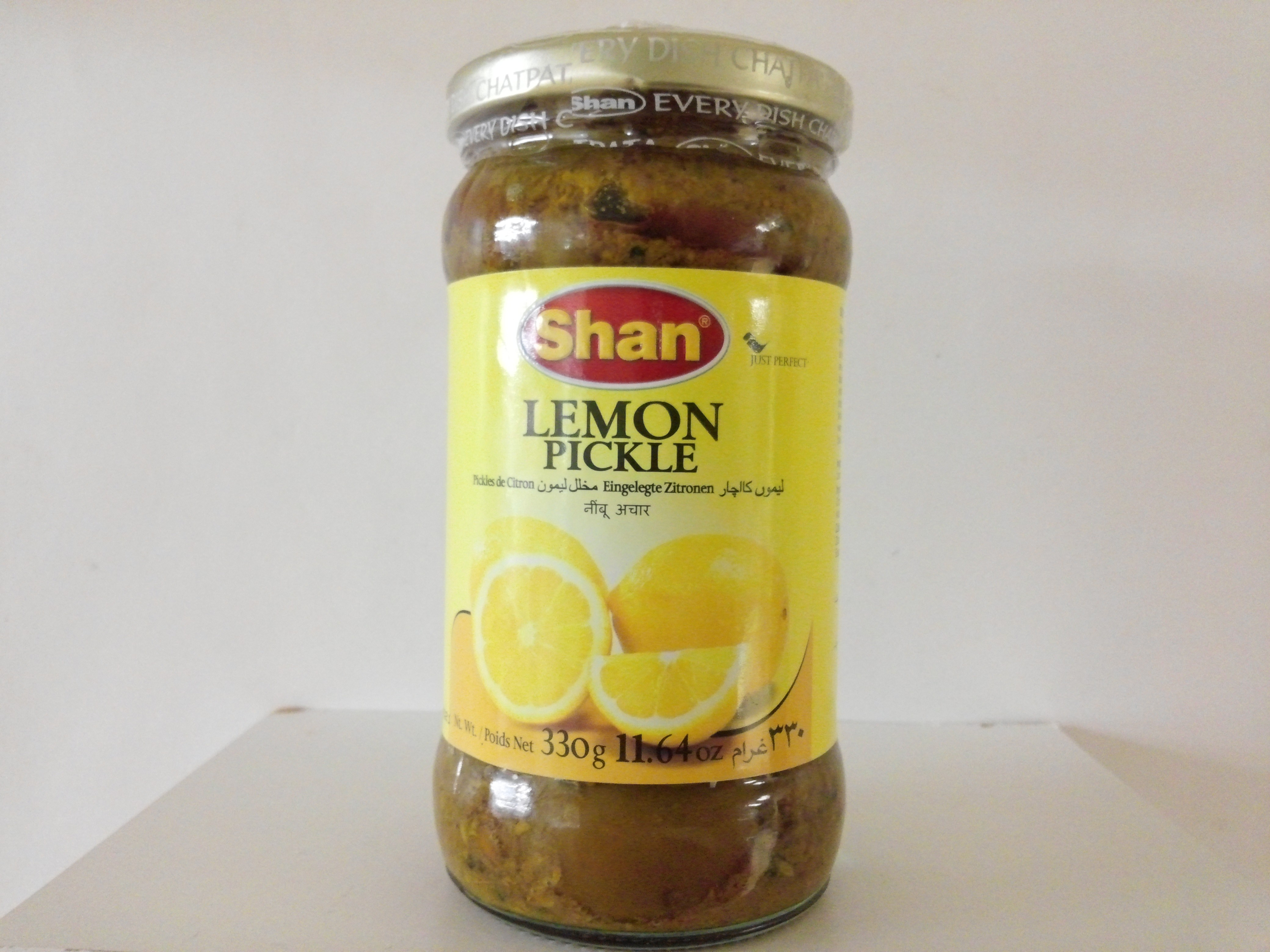 Shan Lemon Pickle 330 grm