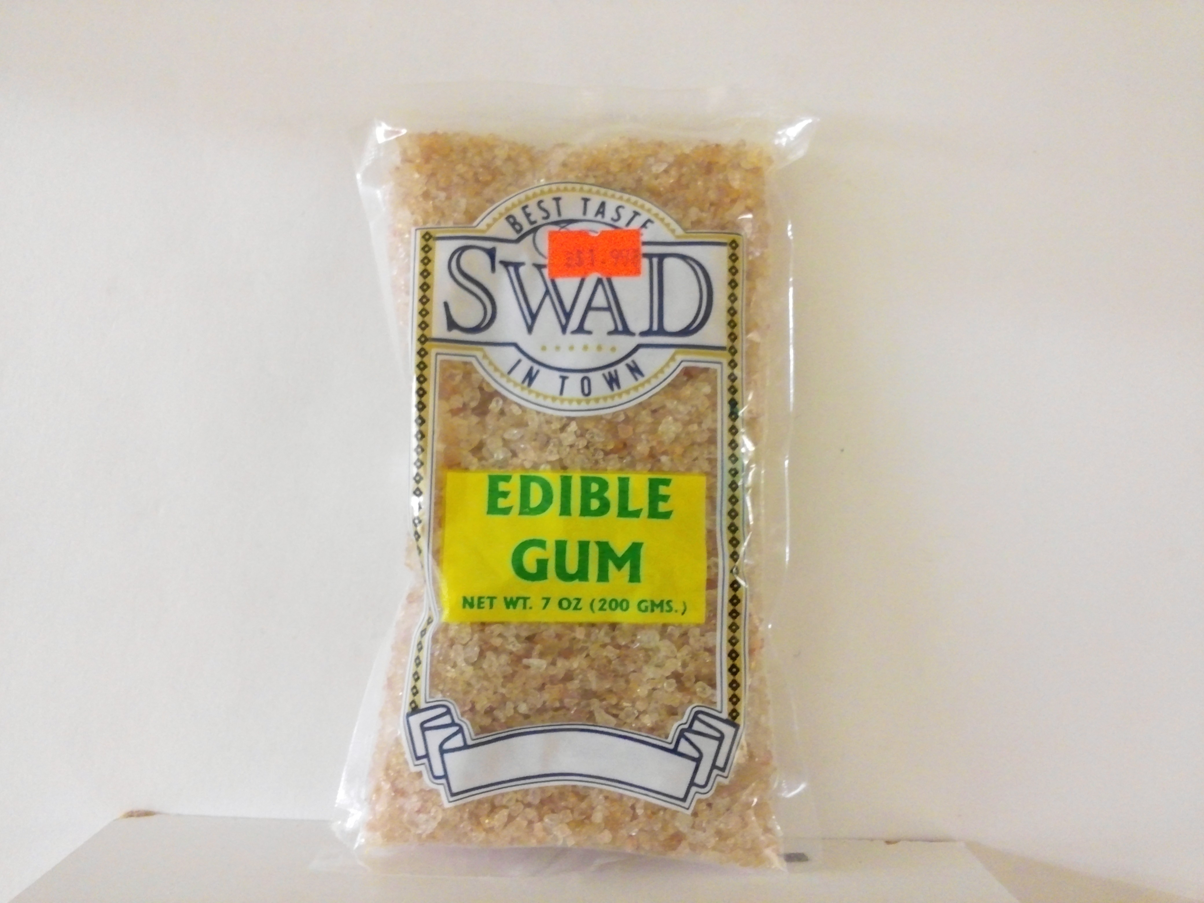 Edible Gum 7.0 oz