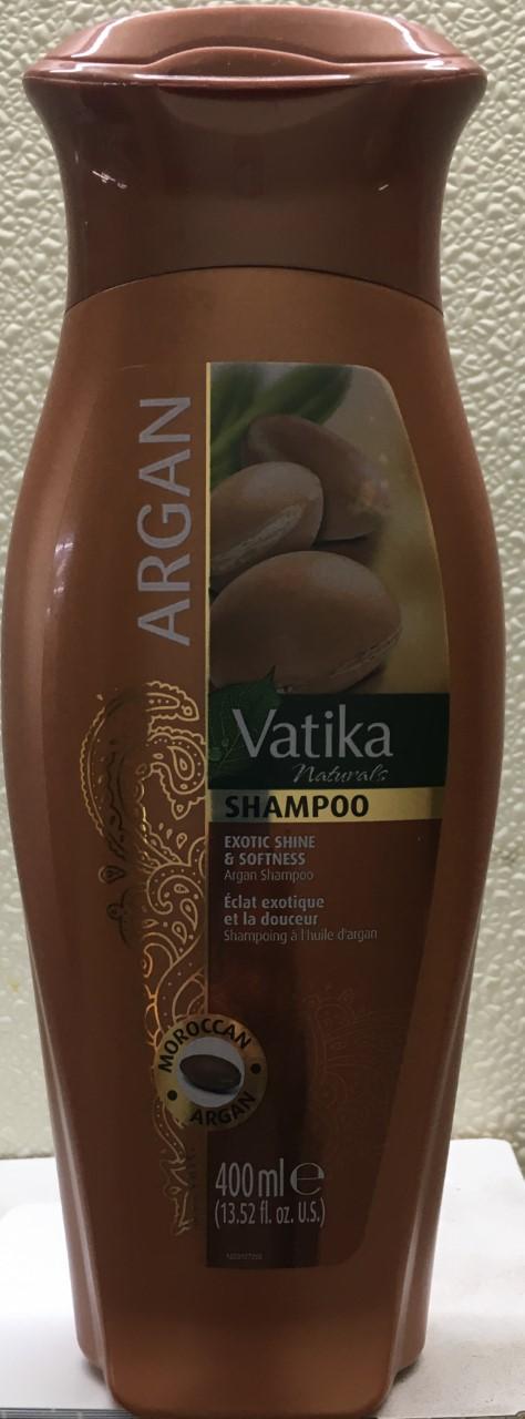 Vatika Naturals Argan Shampoo 13.52 oz