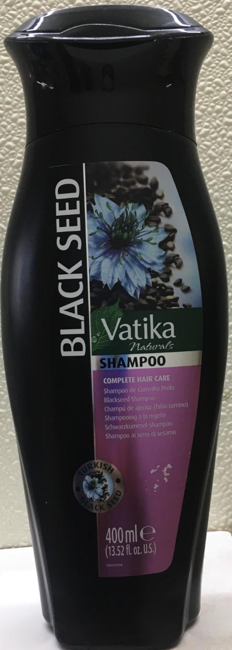 Vatika Naturals Black Seed Shampoo 13.52 oz