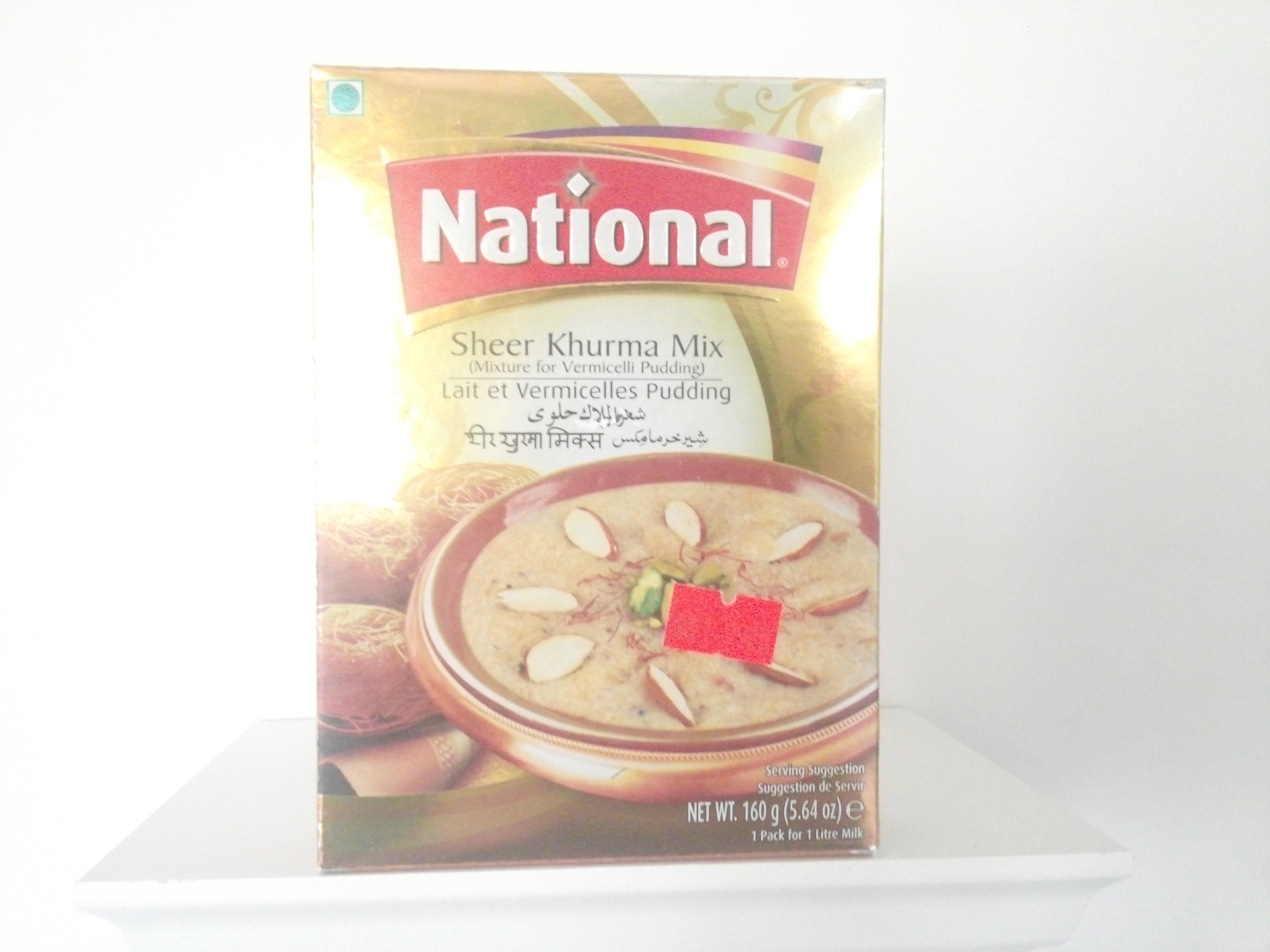 National Sheer Khurma Mix 160 grm