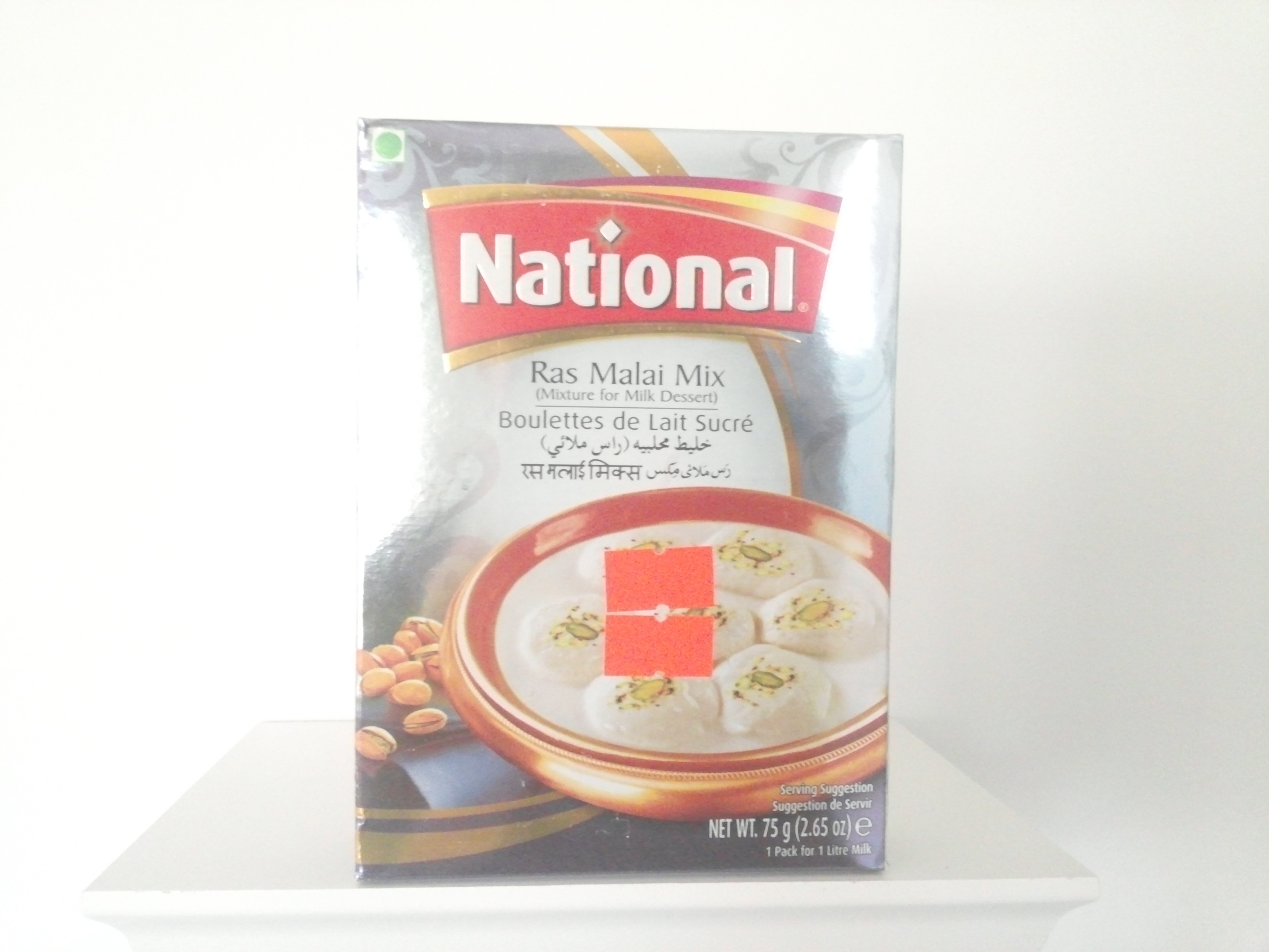 National Ras Malai Mix 75 grm