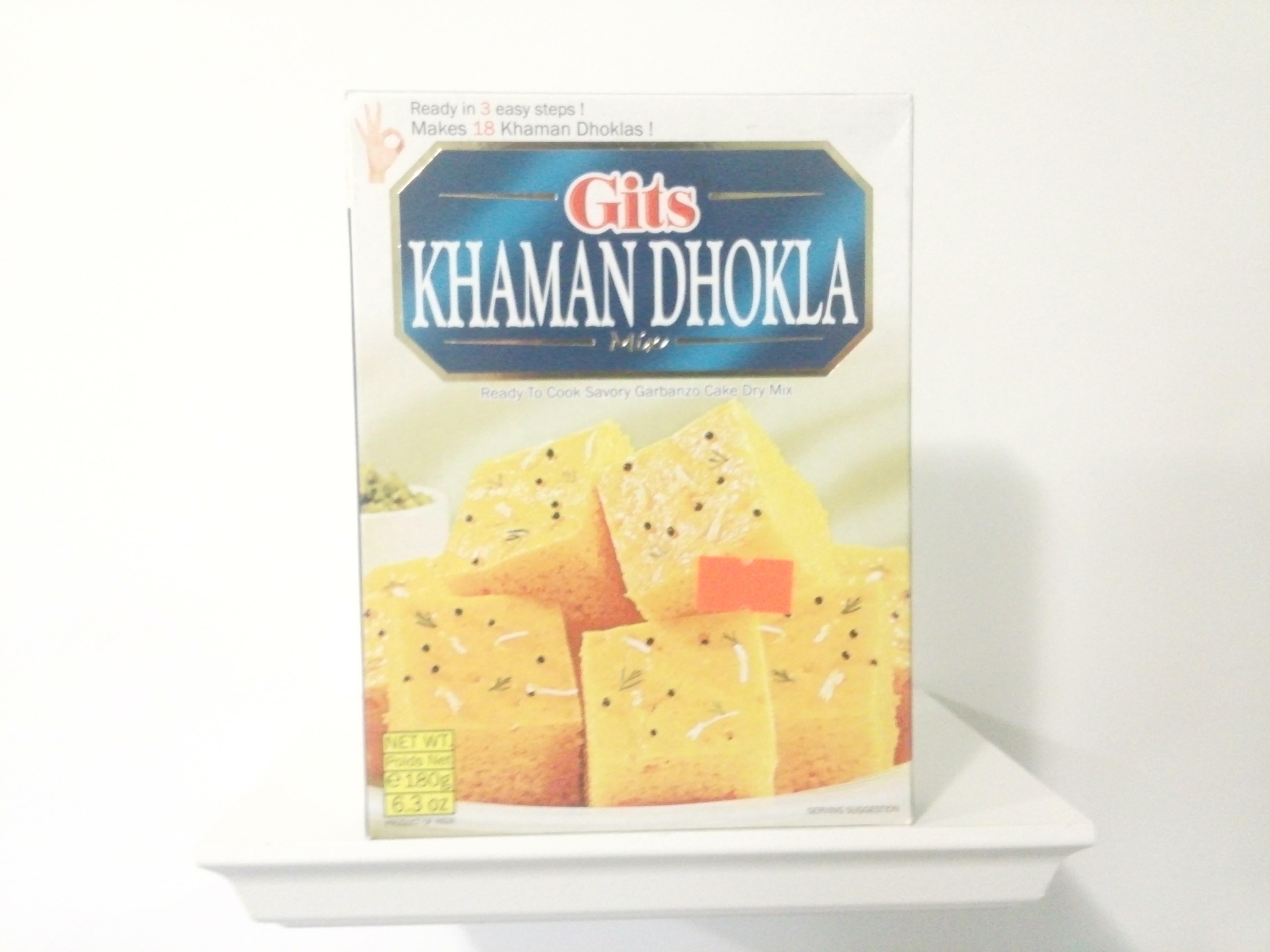 Gits Khaman Dhokla Mix 200 grm