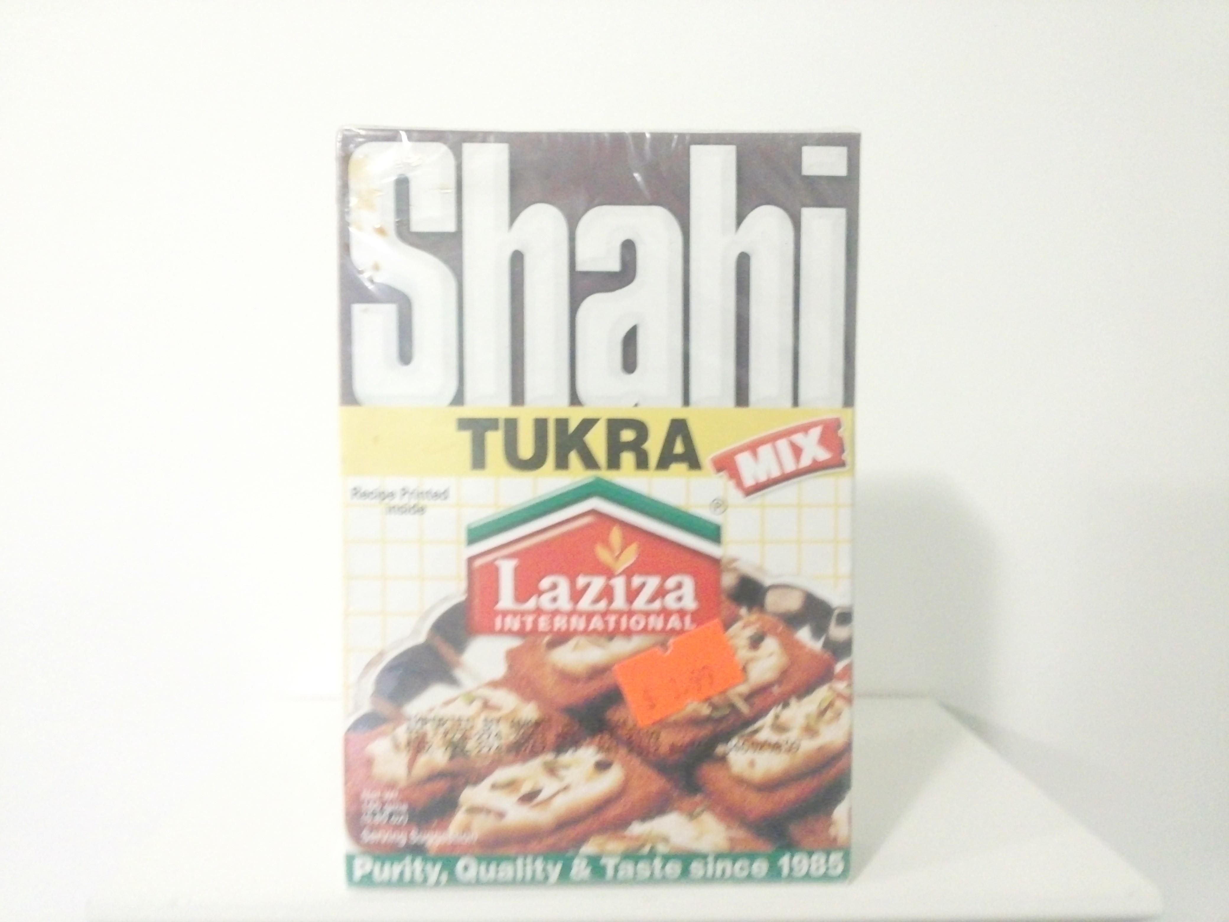 Laziza Shahi Tukra Mix 165 grm