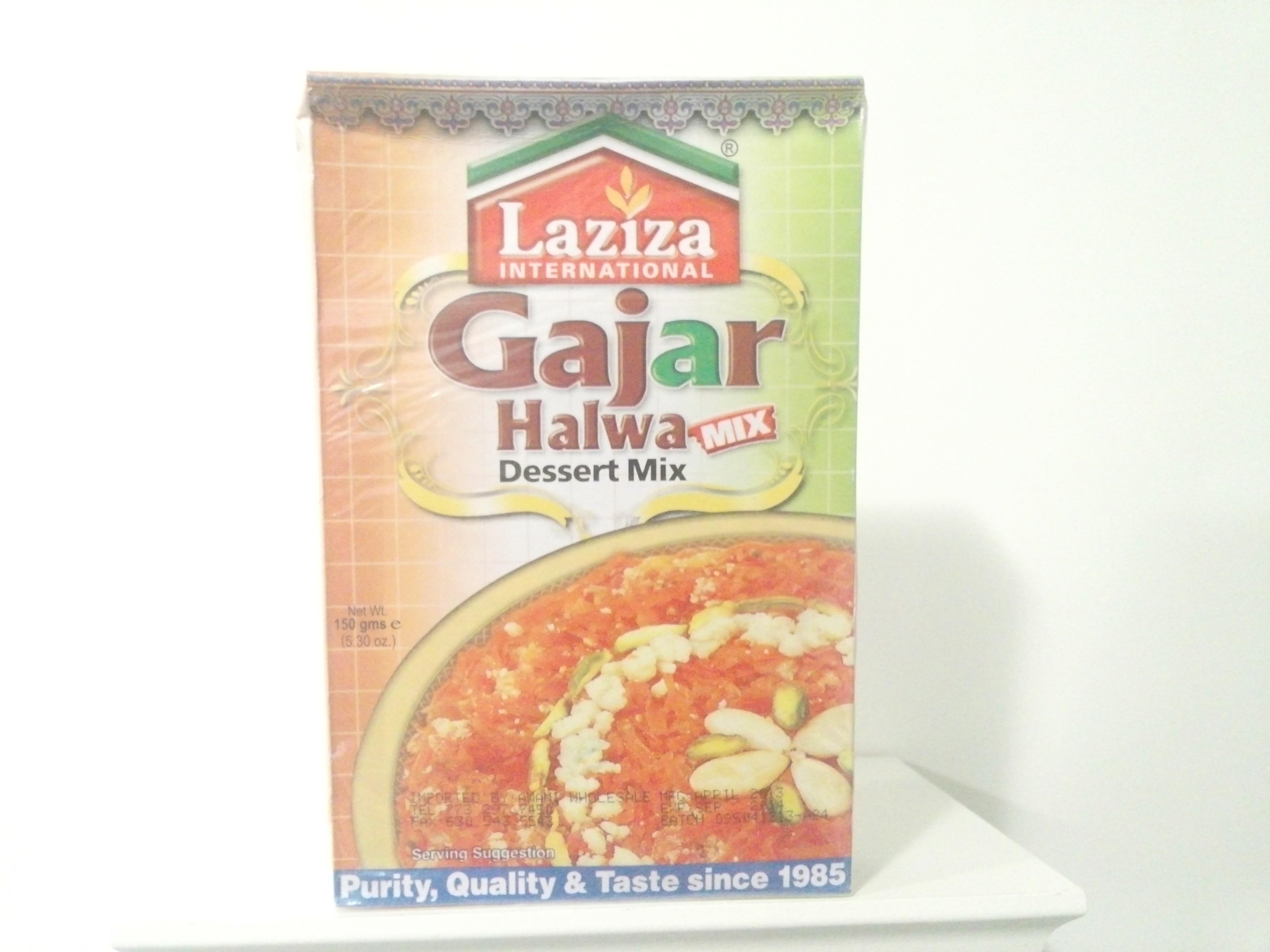 Laziza Gajar Halwa Mix 150 grm