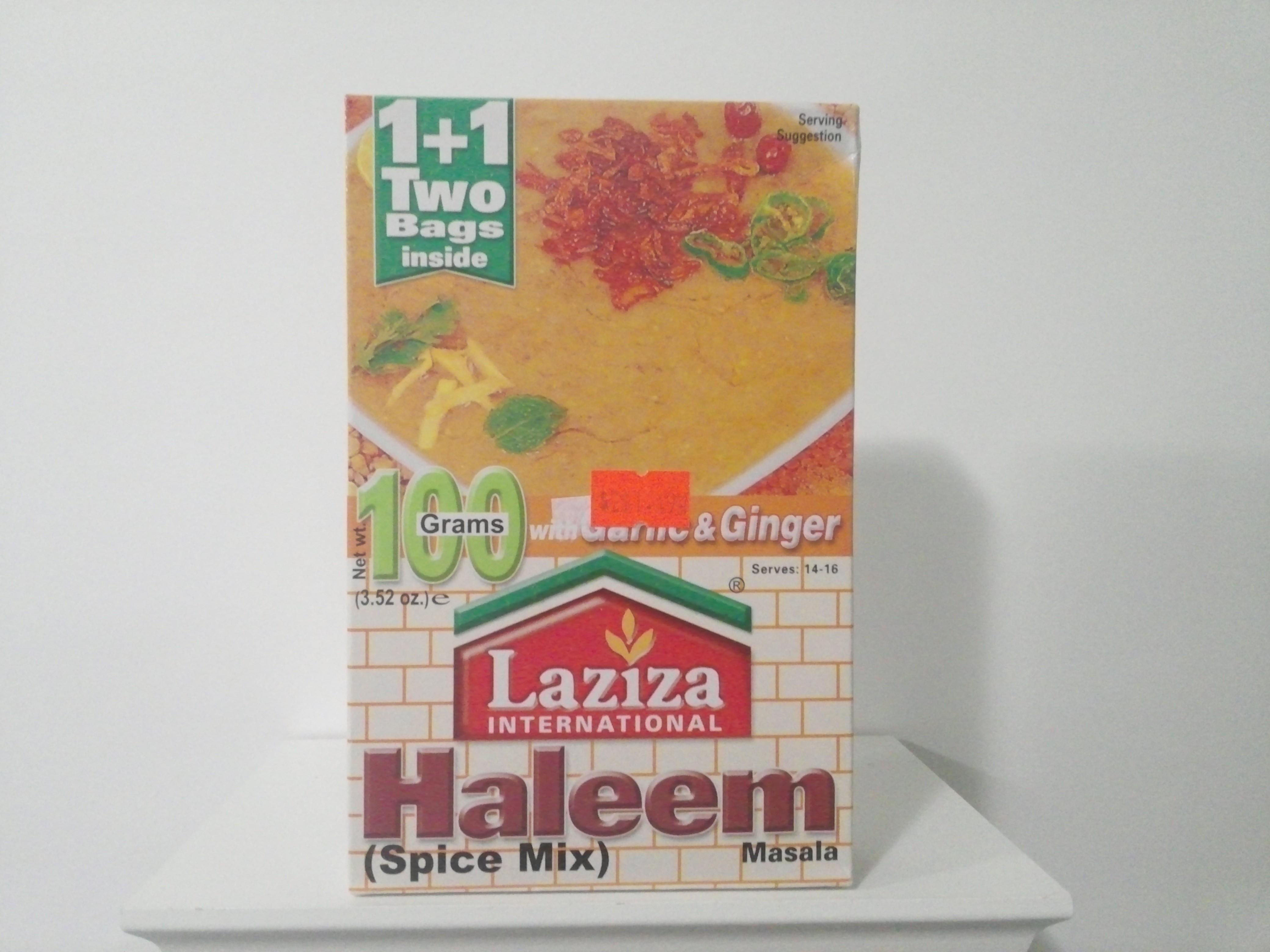 Laziza Haleem Spice Mix 100 grm