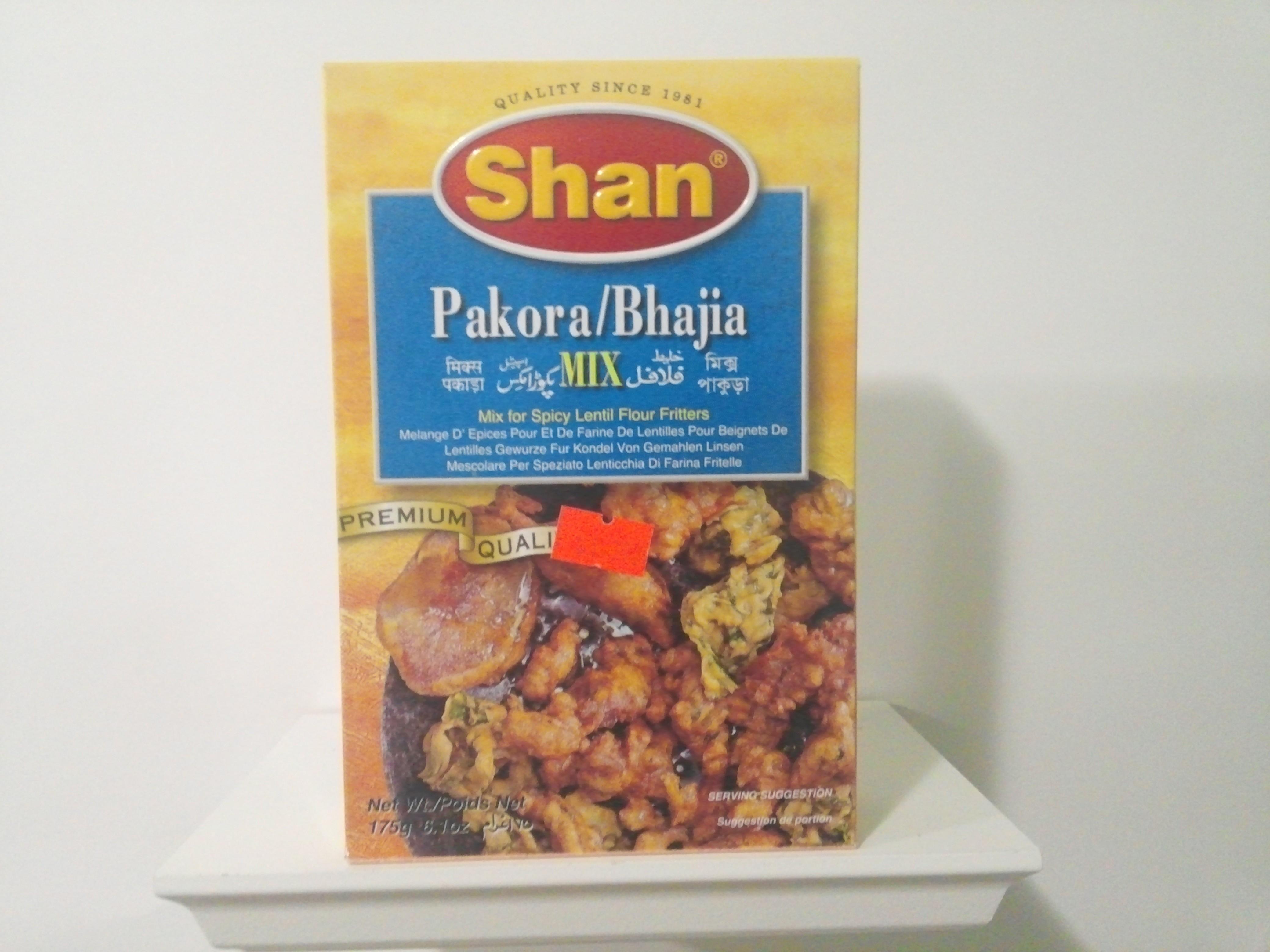 Shan Pakora/Bhajia  Mix 175 grm