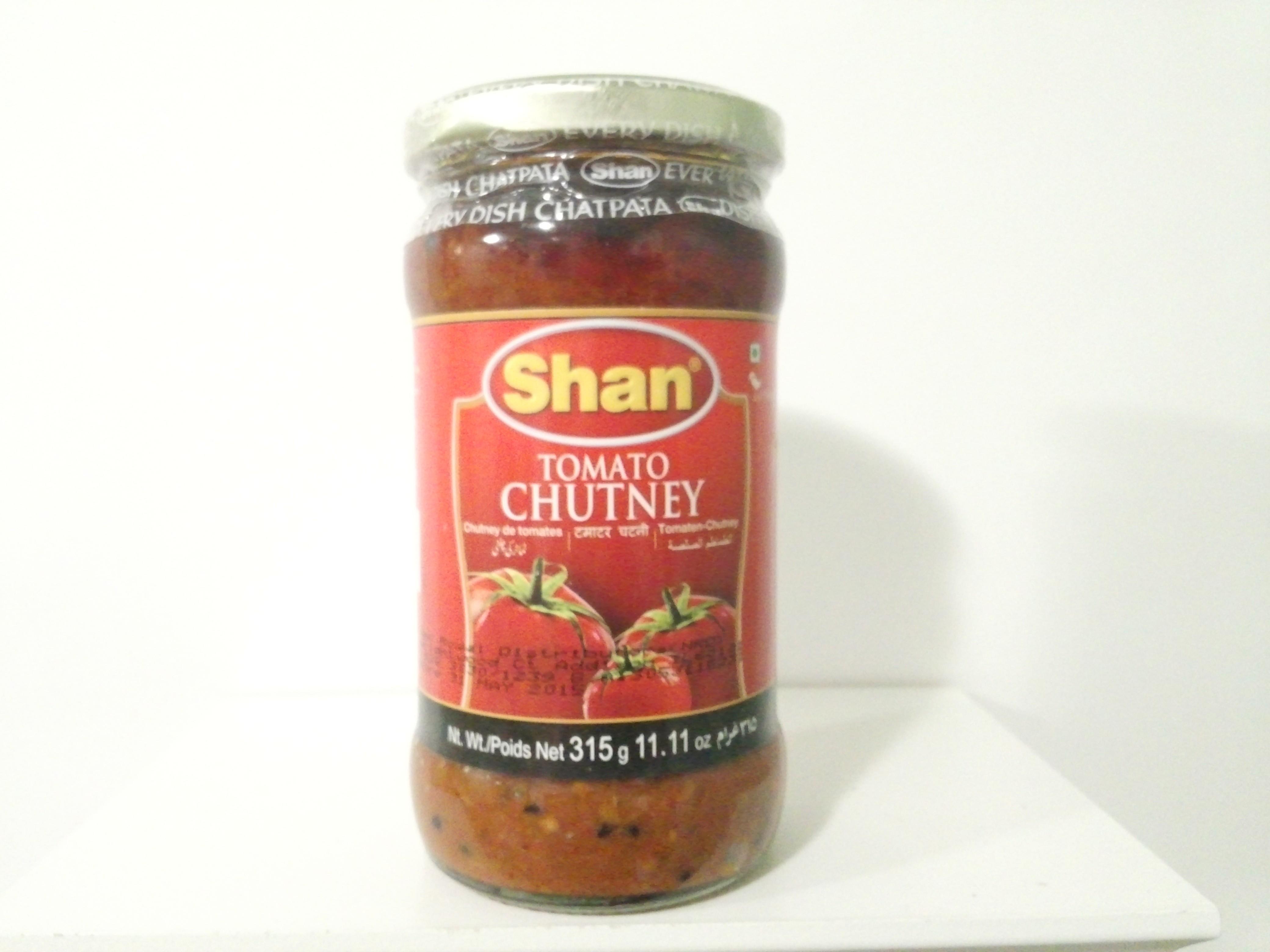 Shan Tomato Chutney 315 grm