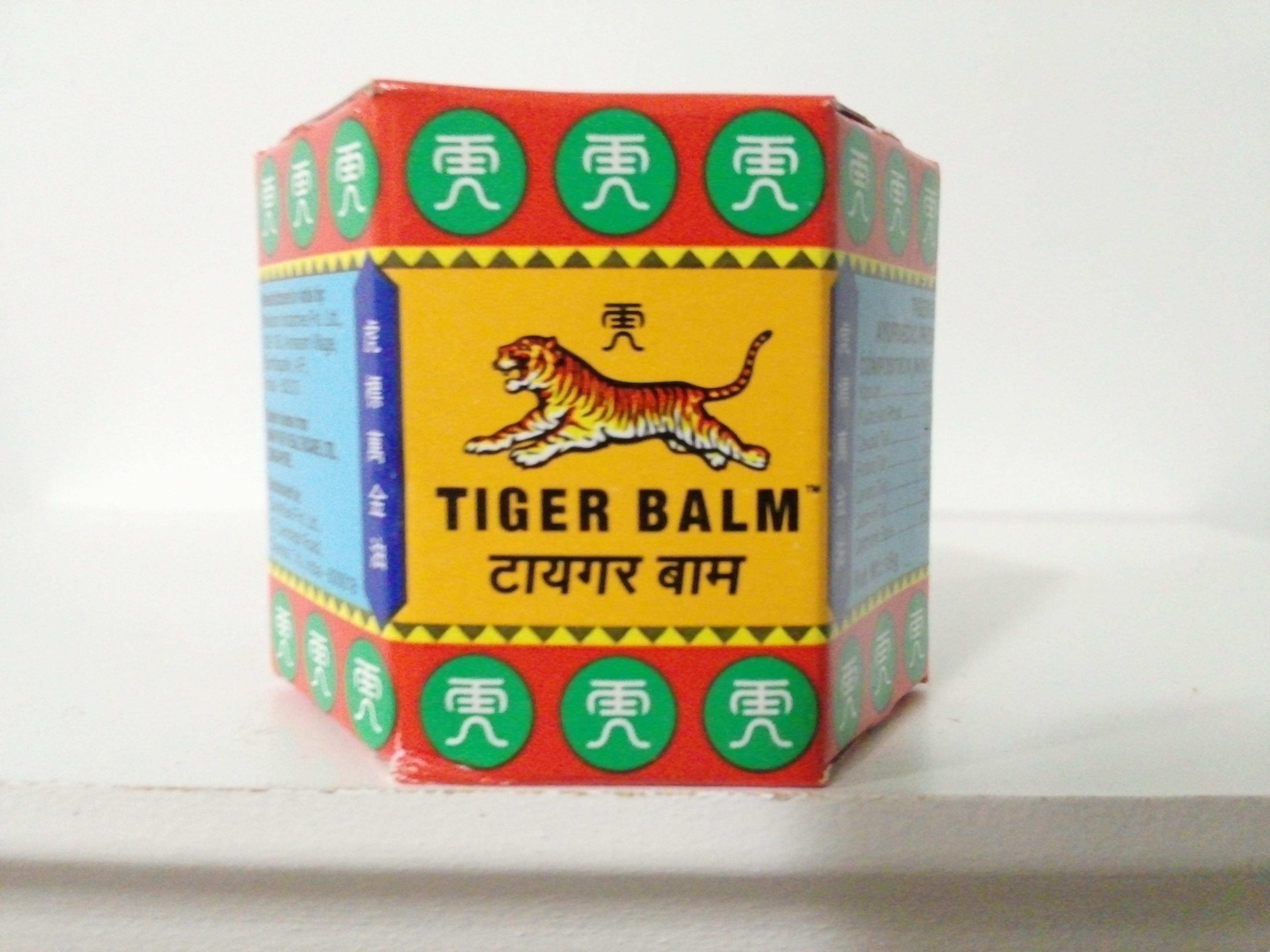 Tiger Balm Red 18 grm