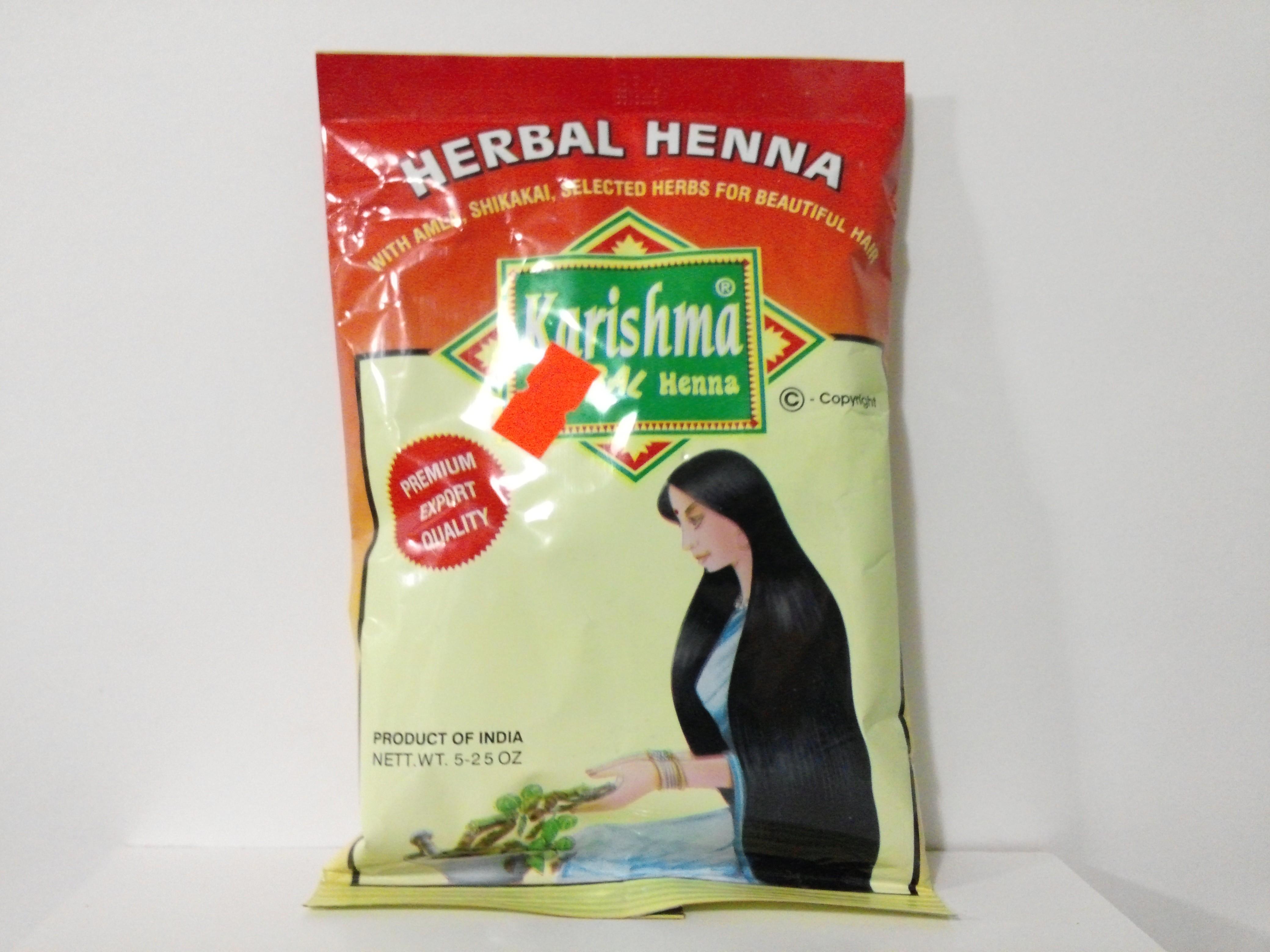 Karishma Herban Henna 150 grm