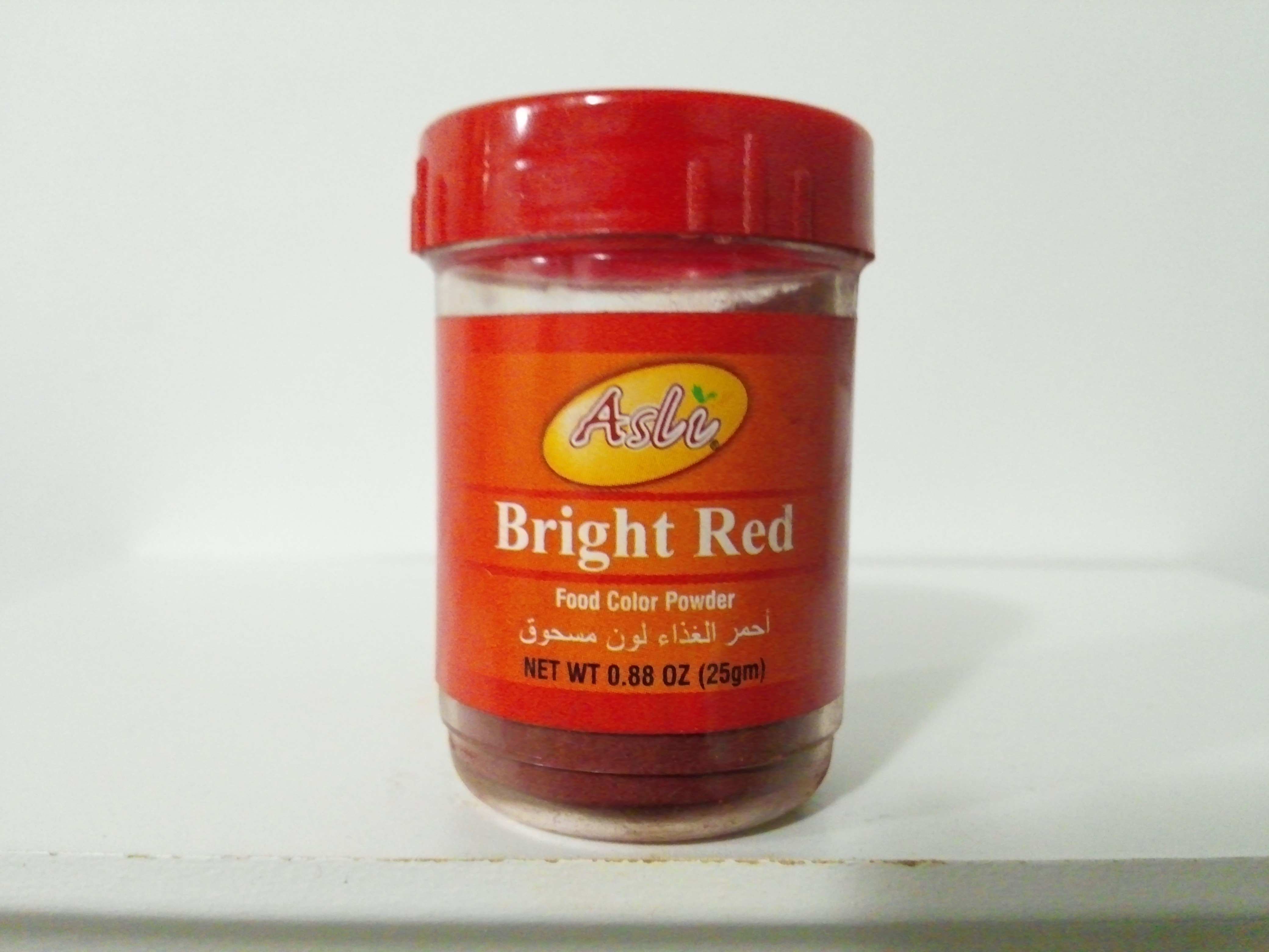 Bright Red Food Color(Powder) 0.88 oz
