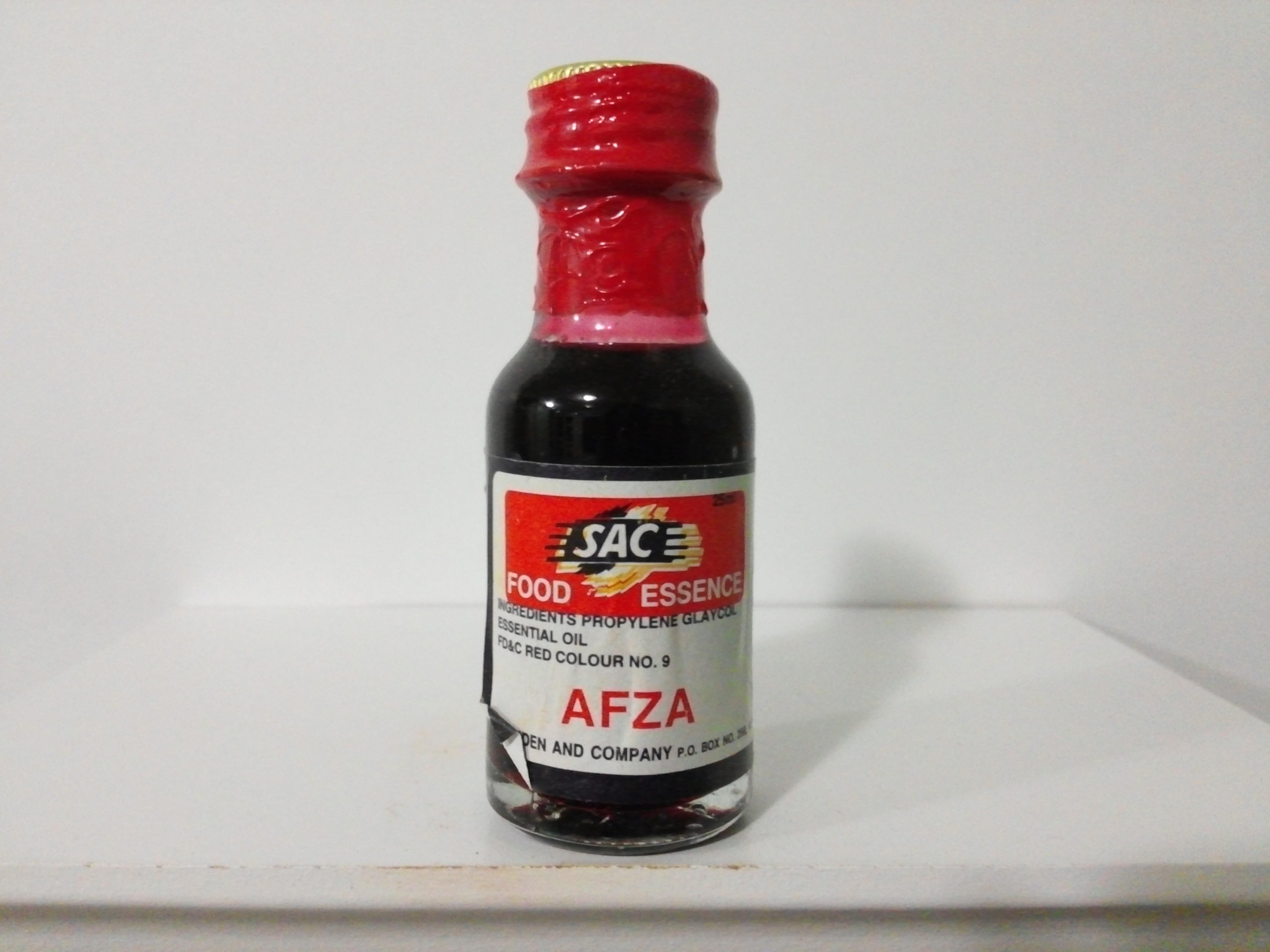 SAC Afza Food Essence