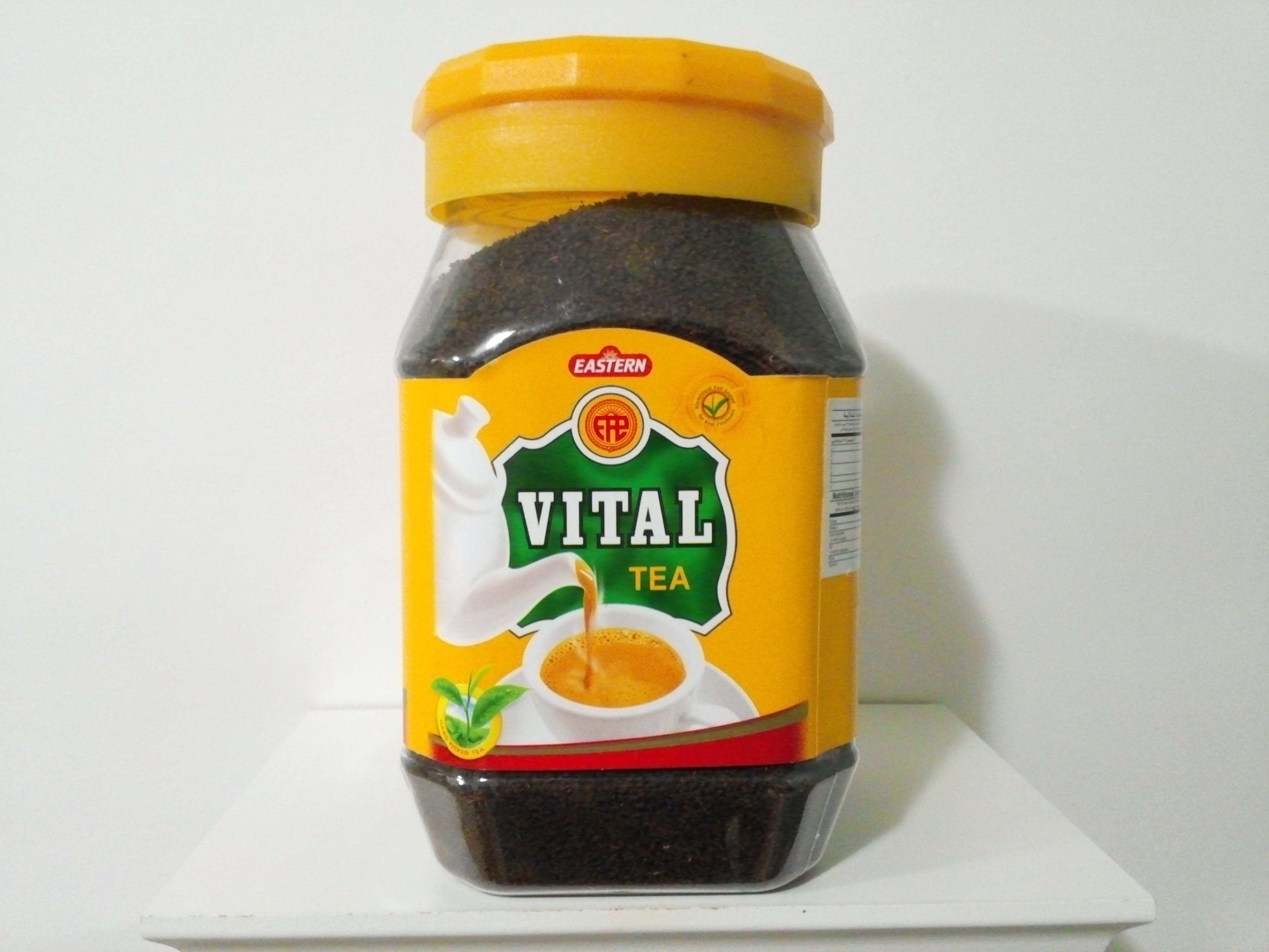 Vital Tea 450 grm Jar