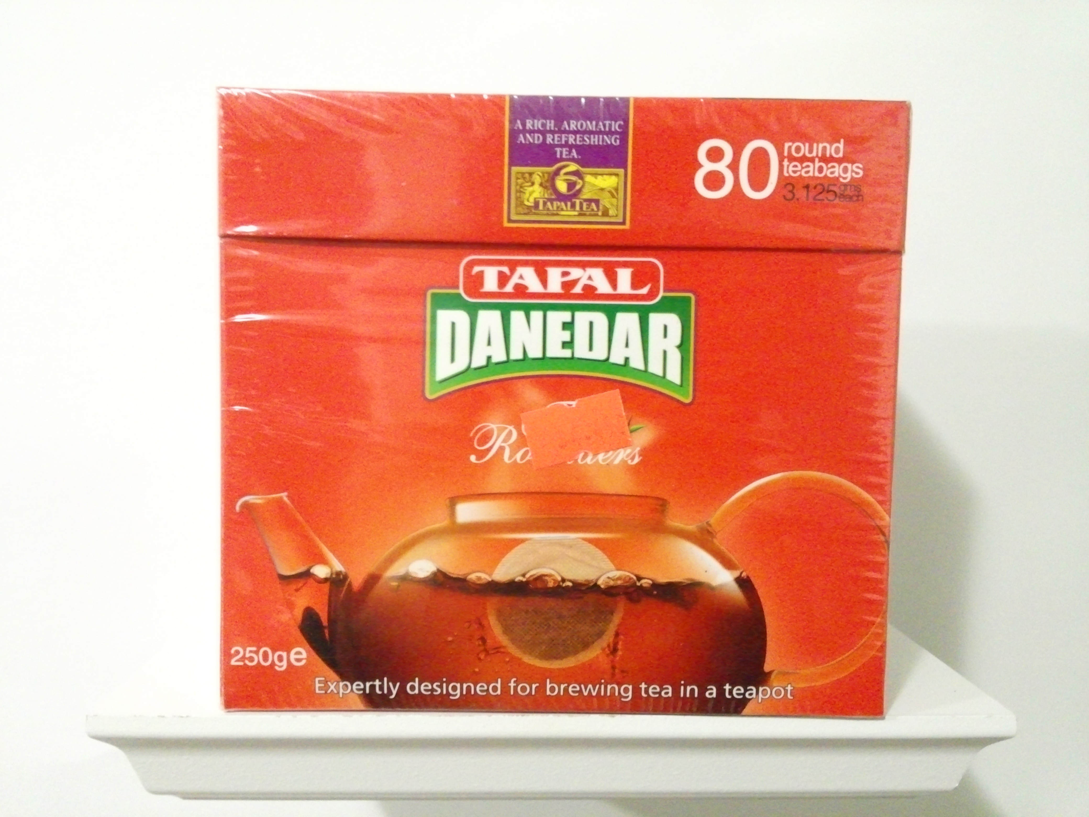 Tapal Danedar 220 Round Tea Bags-24.2 oz
