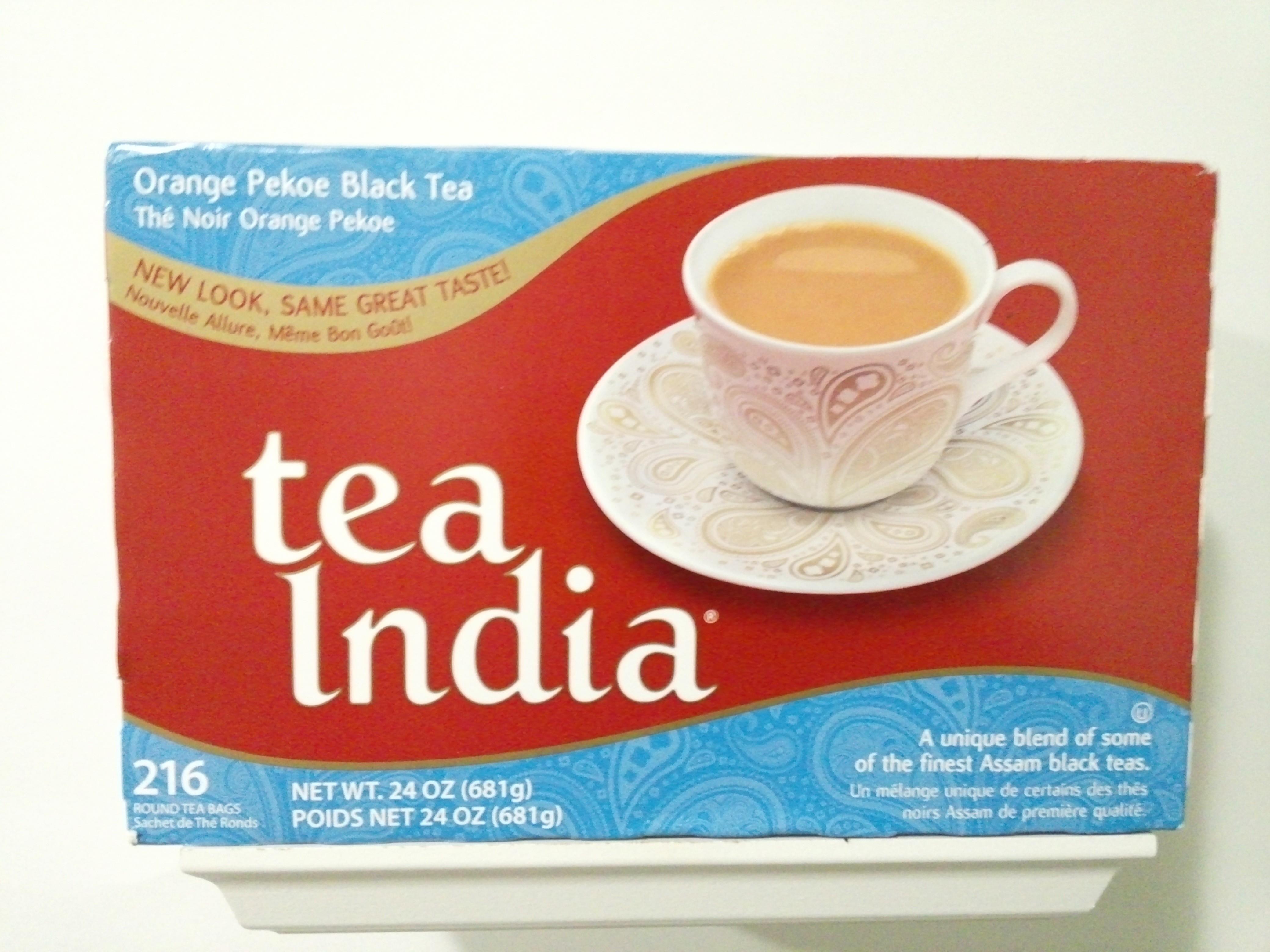 Tea India 216 Bags
