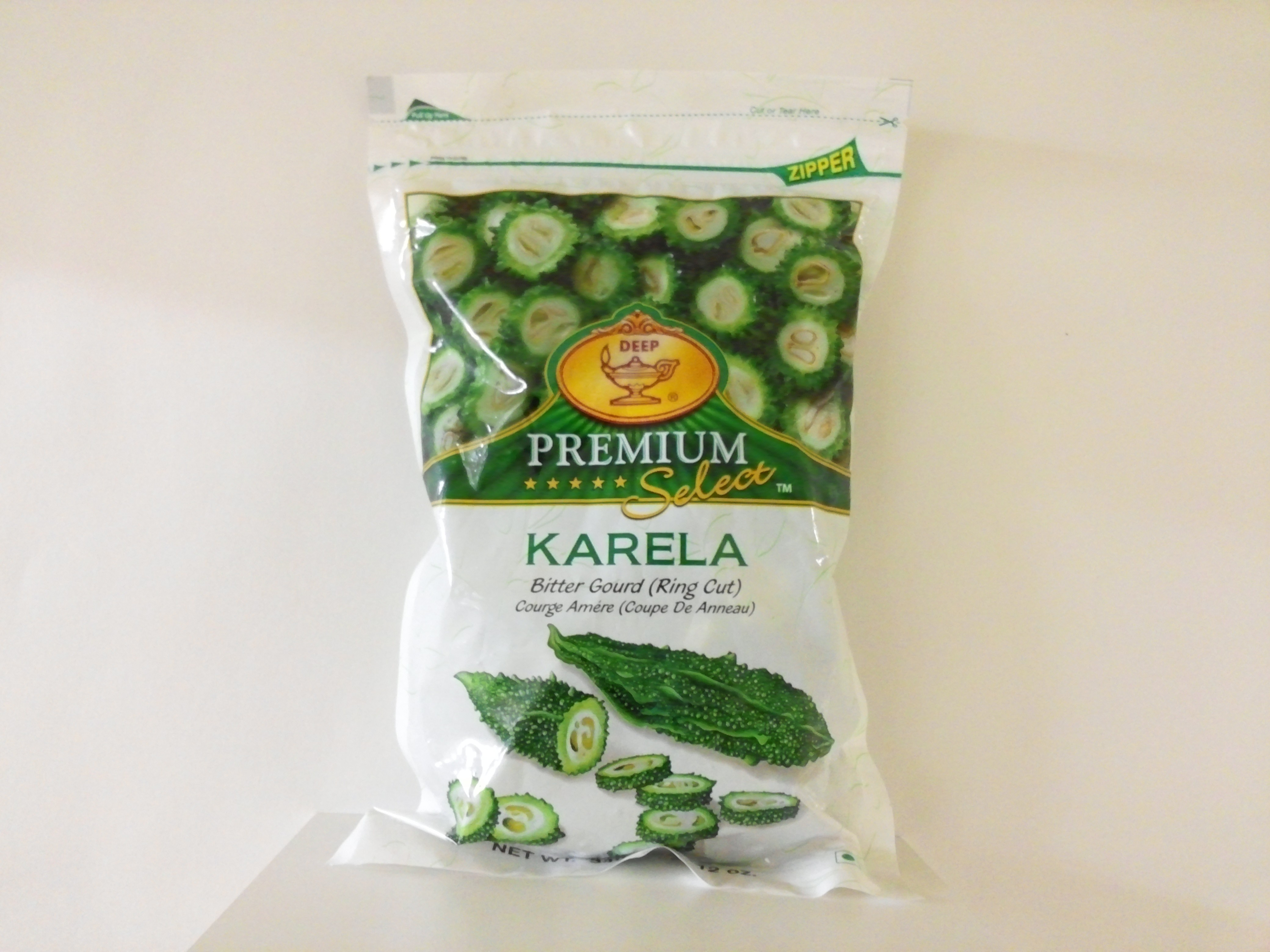 Frozen Karela 12 oz