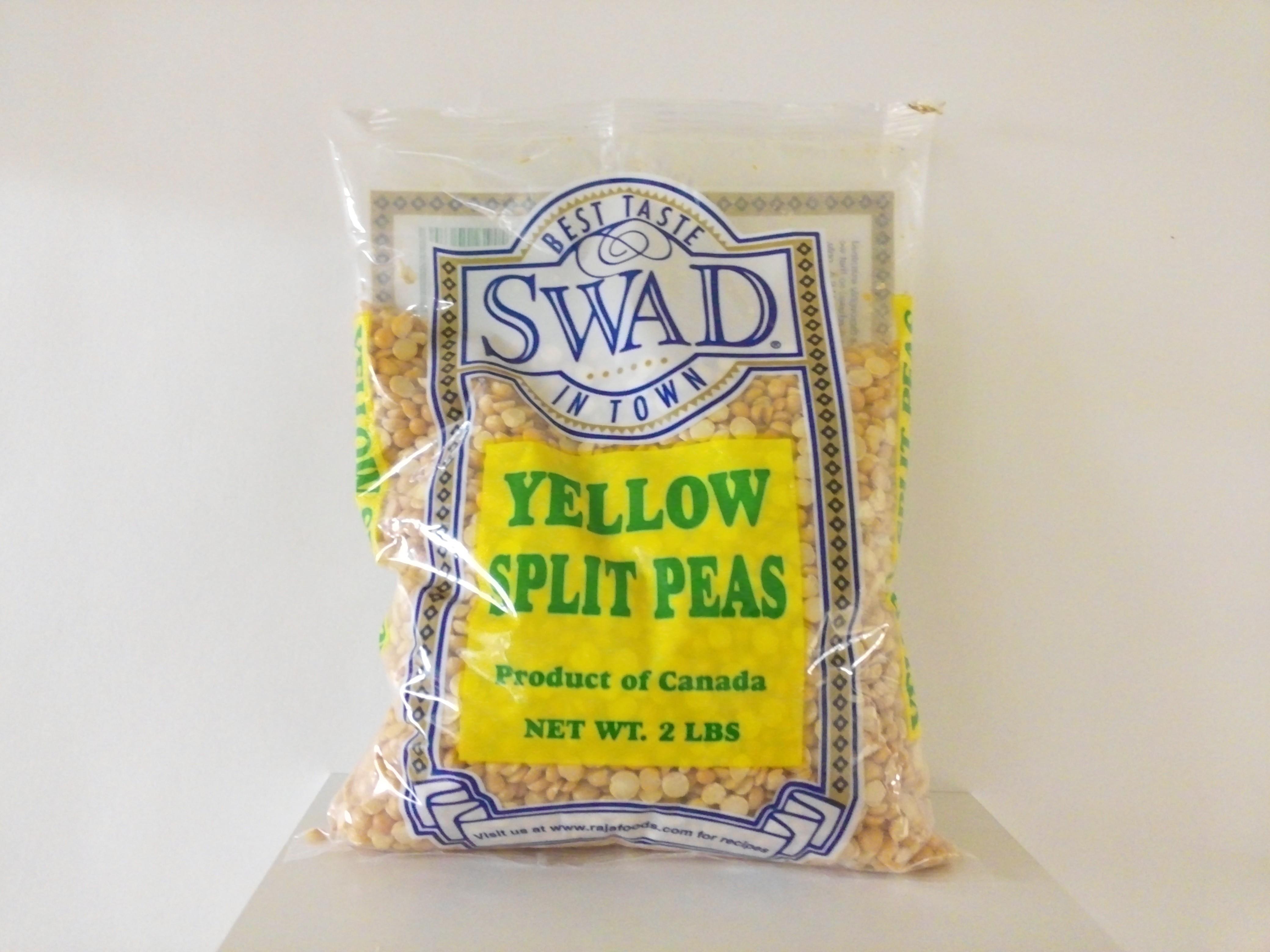 Yellow Split Peas 2 lbs