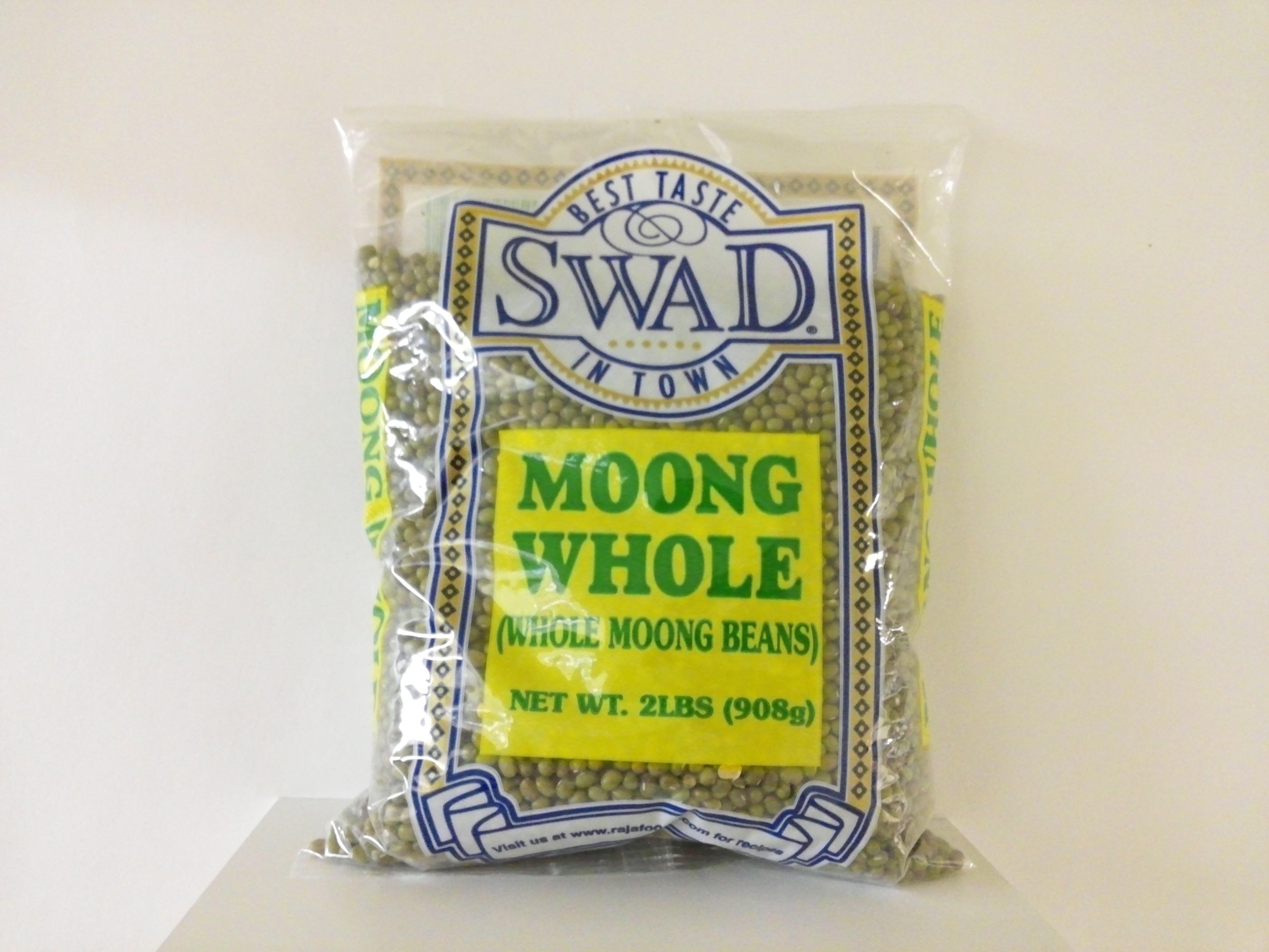 Moong Whole 2 lbs