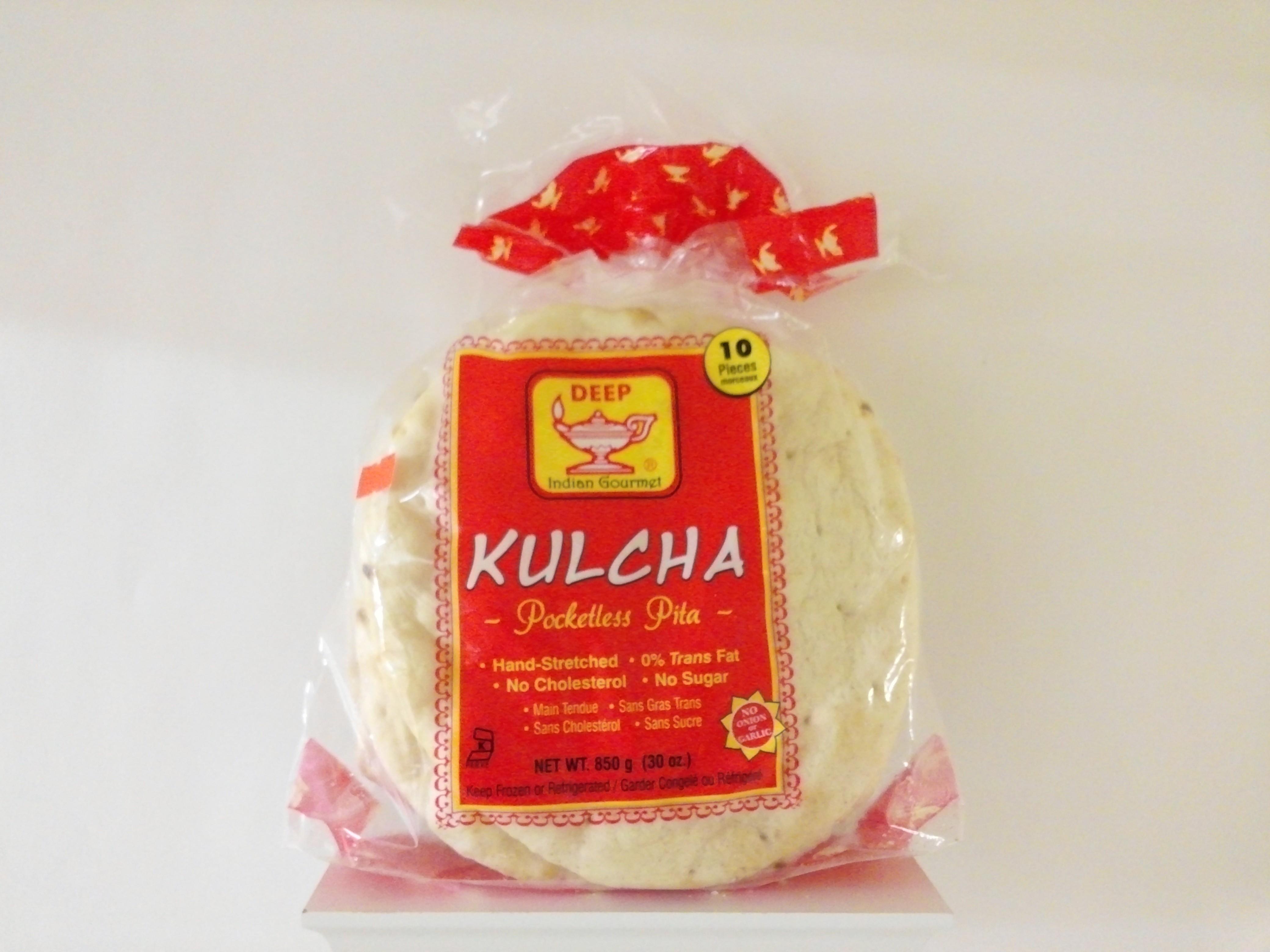 Deep Kulcha 10 Pcs 30 oz