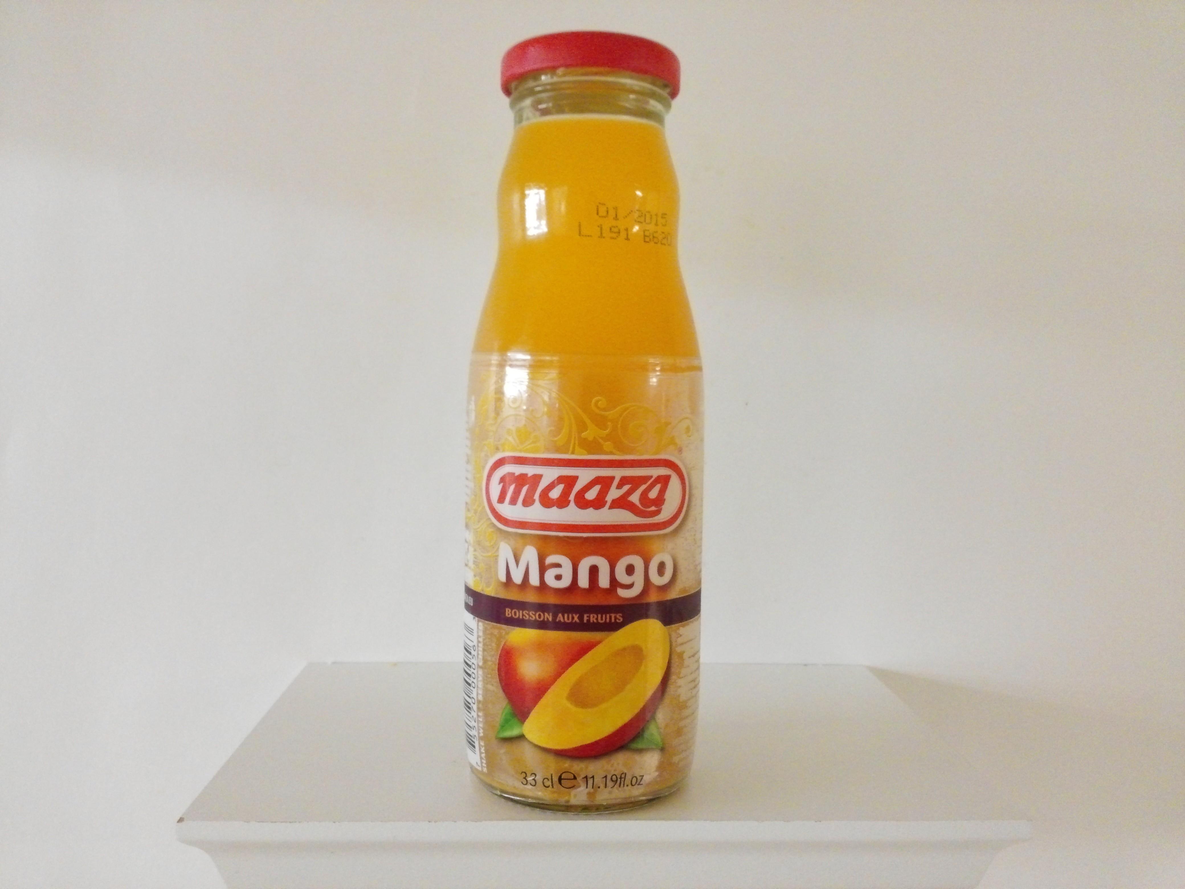 Maaza Mango Juice Drink 11.19 oz