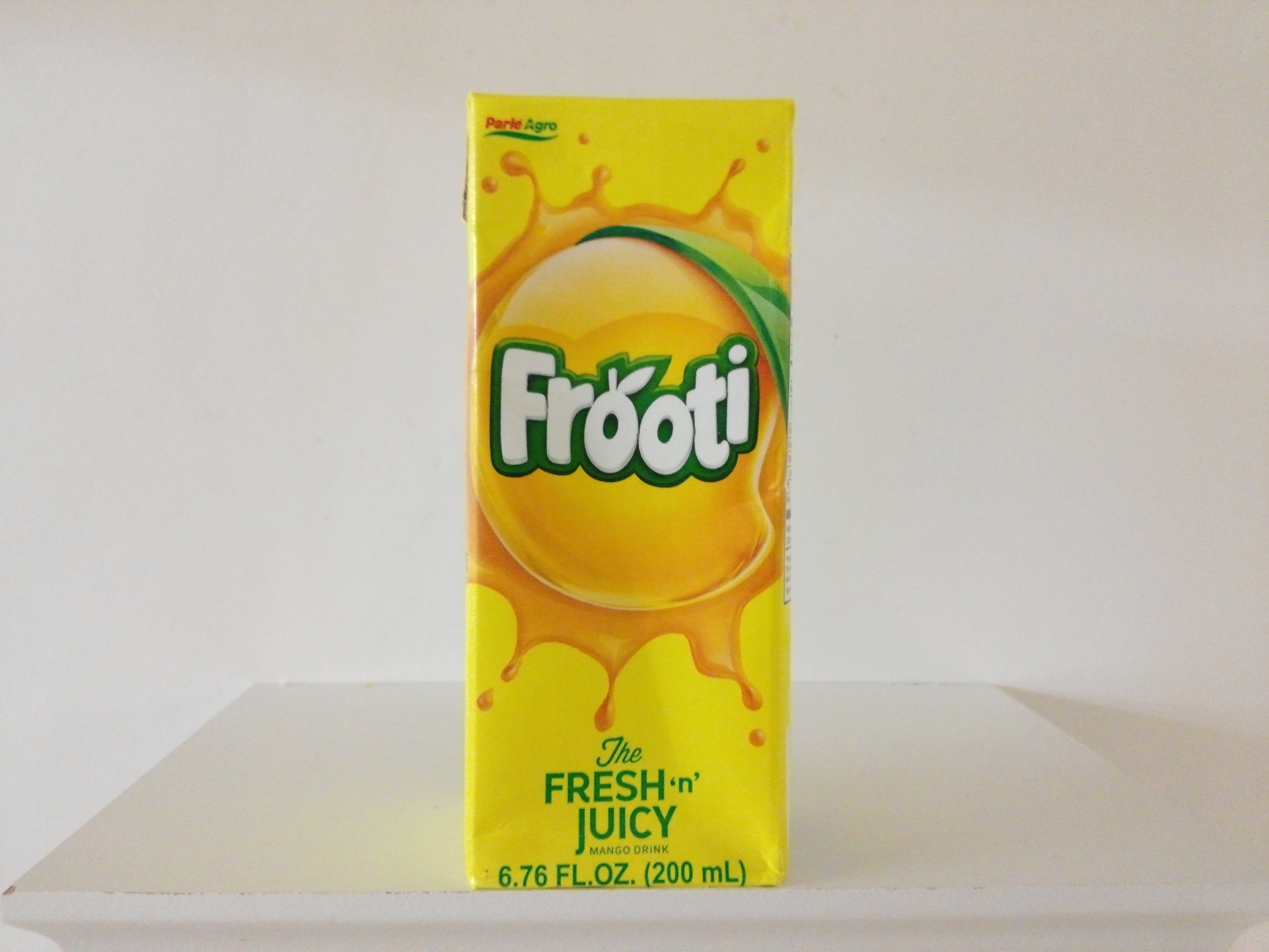 Frooti Fresh Juice 6.76 oz
