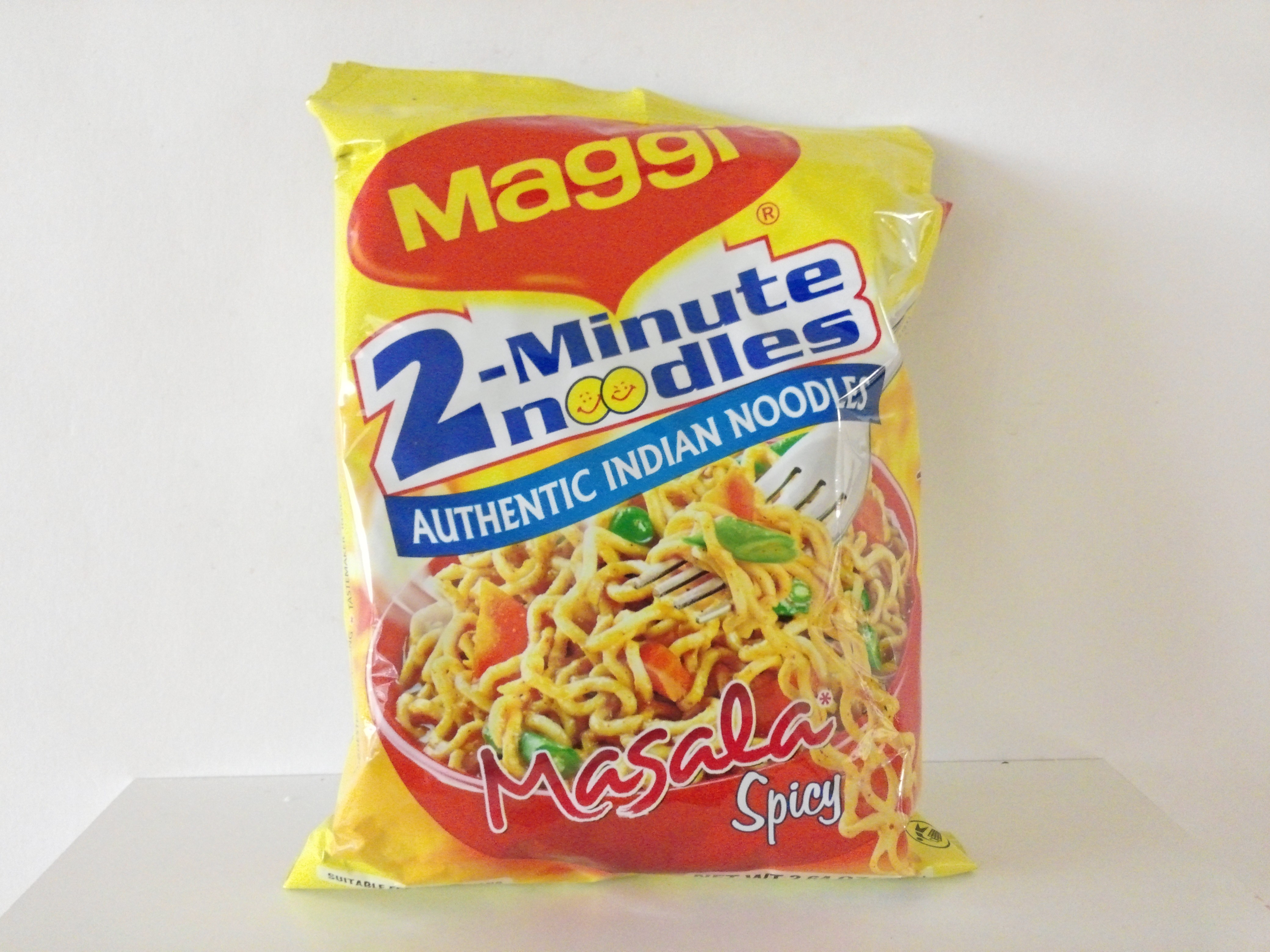Maggi Masala Spicy Instant Noodles 75 grm