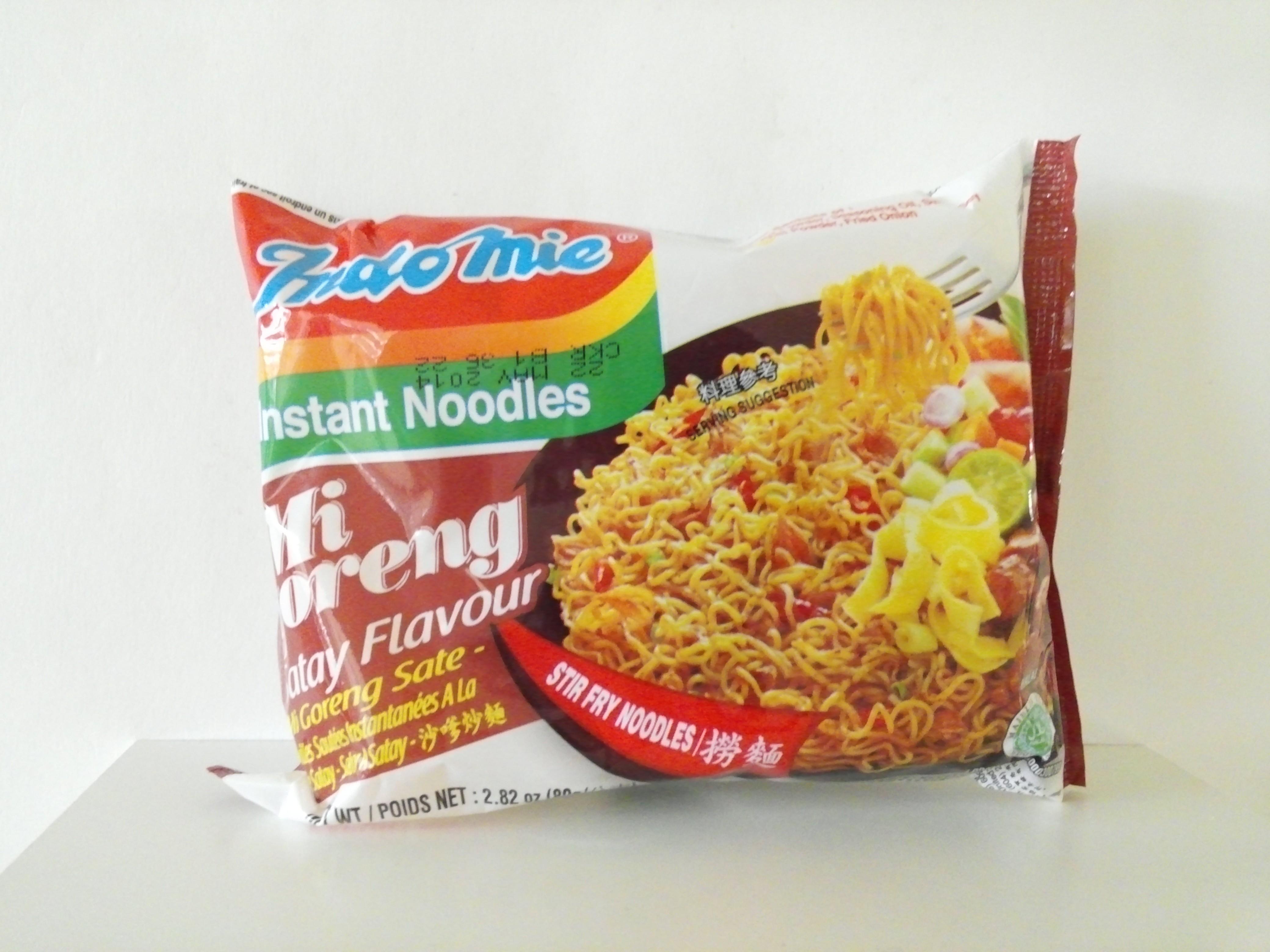 Indomie Satay Flavour Instant Noodles 2.82 oz