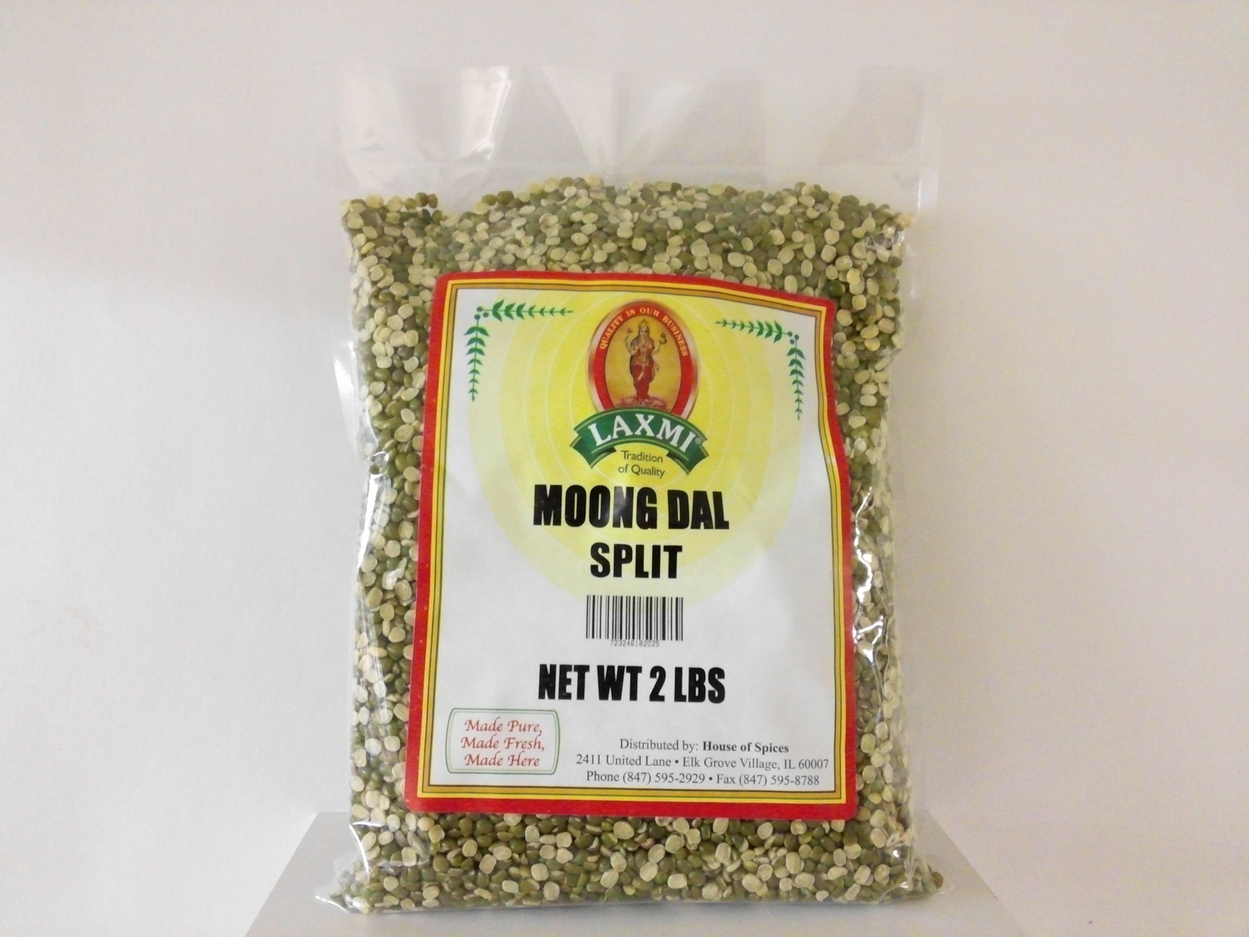 Moong Split 2 lbs