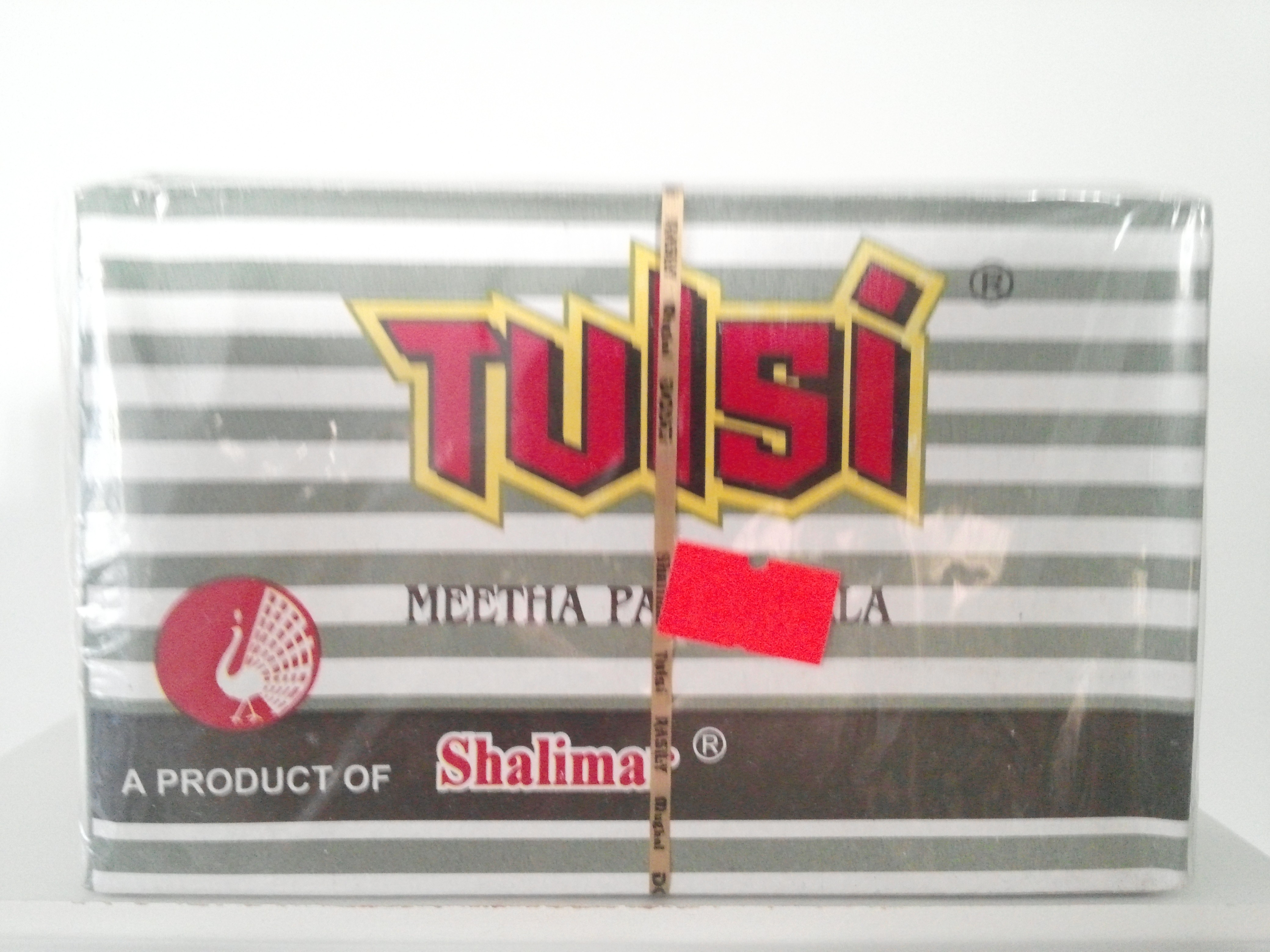 Tulsi Meetha Pan Masala 24 Pack