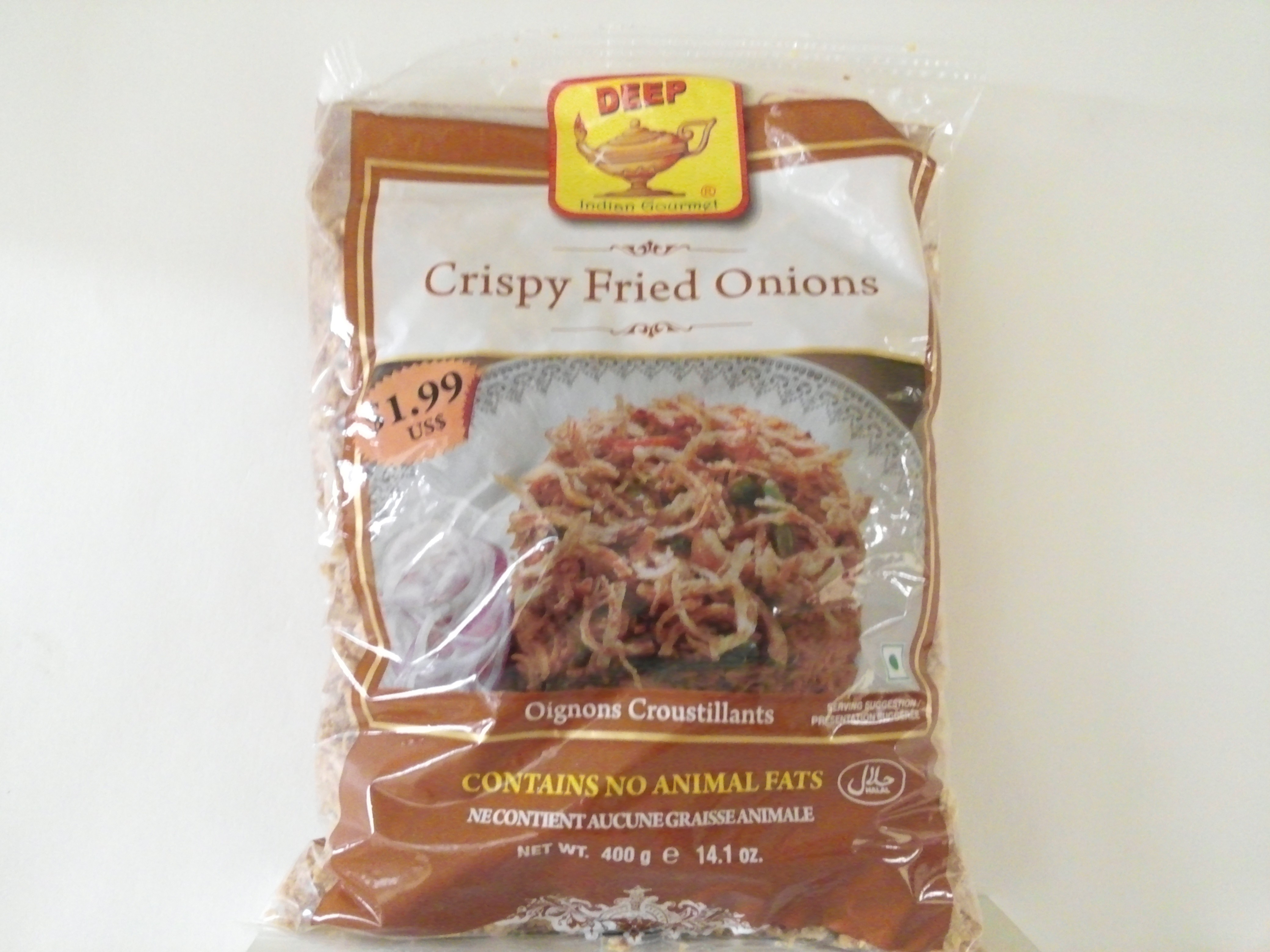 Deep Crispy Fried Onions 14.1 oz