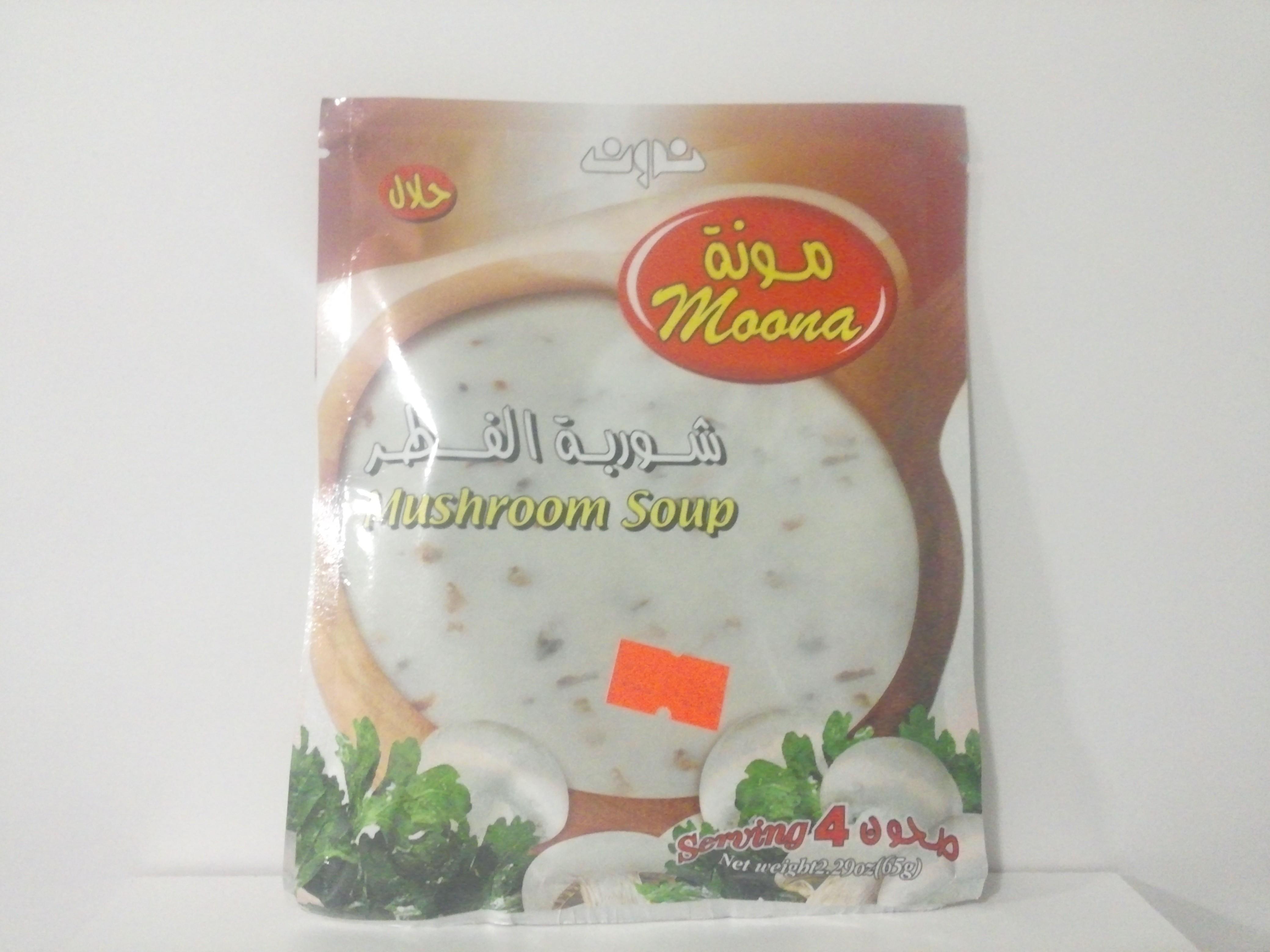 Moona Mushroom Soup 65 grm