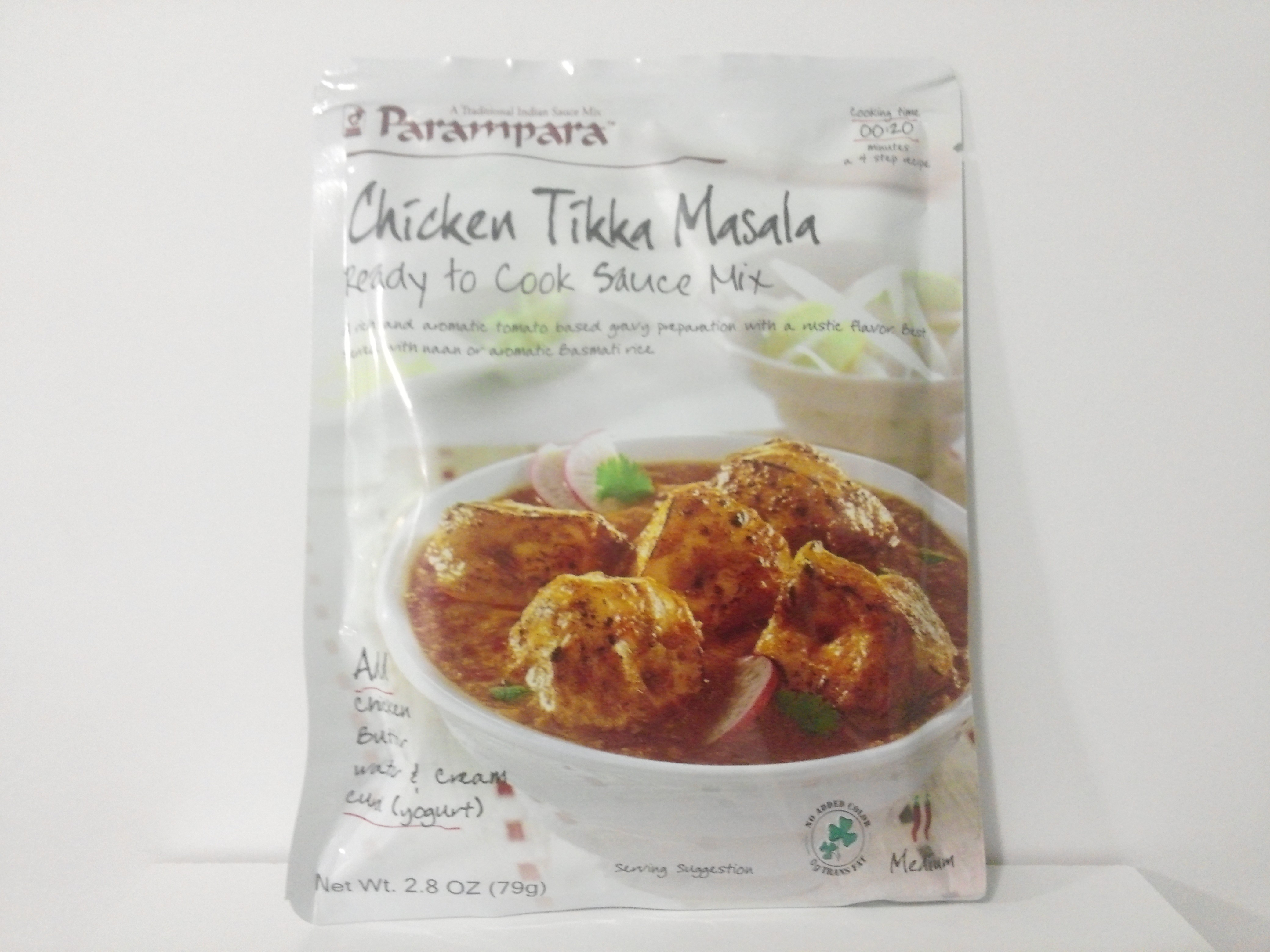 Parampara Chicken Tikka Masala 2.8 oz