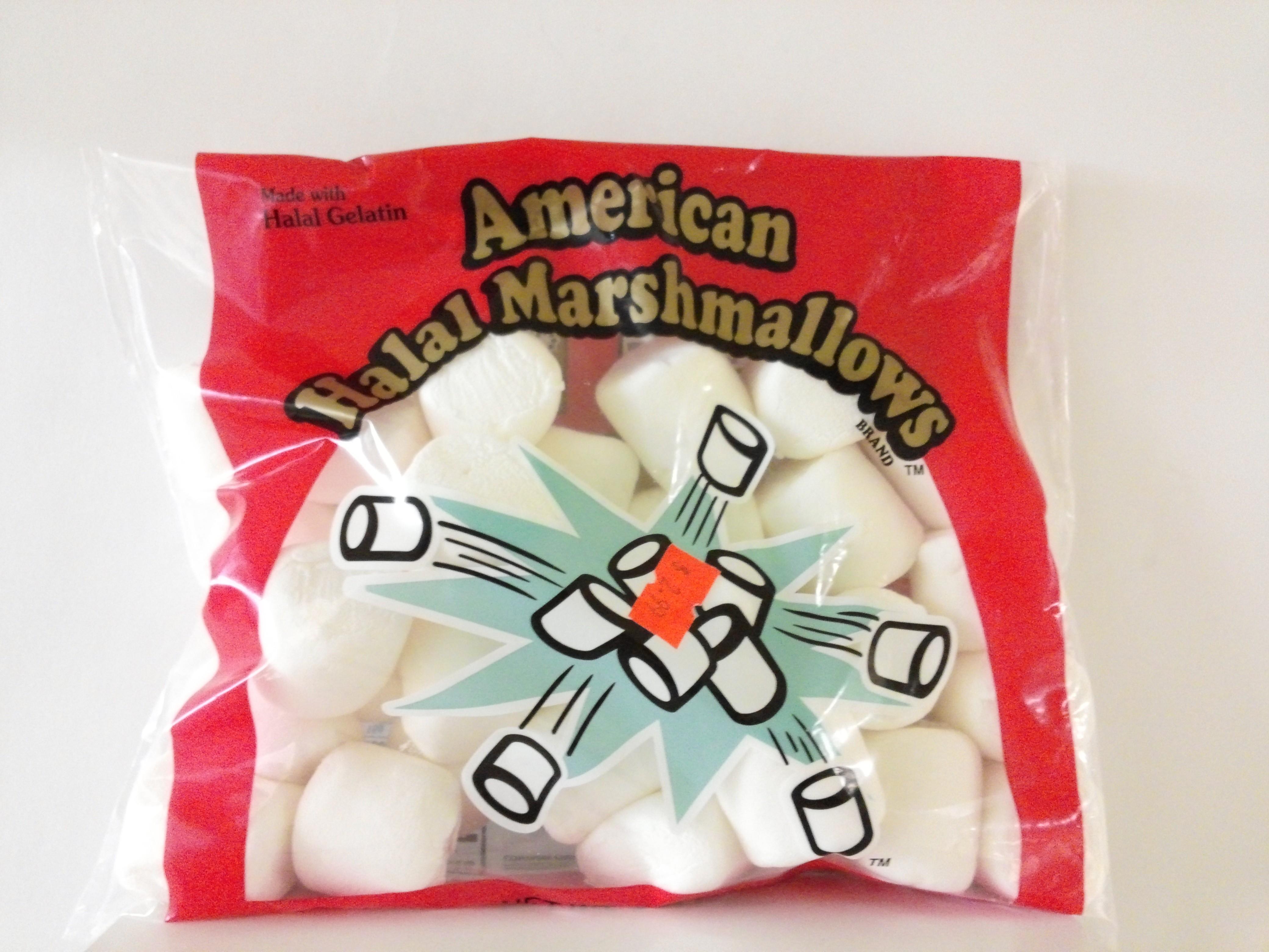 Halal Marshmallows 8.82 oz