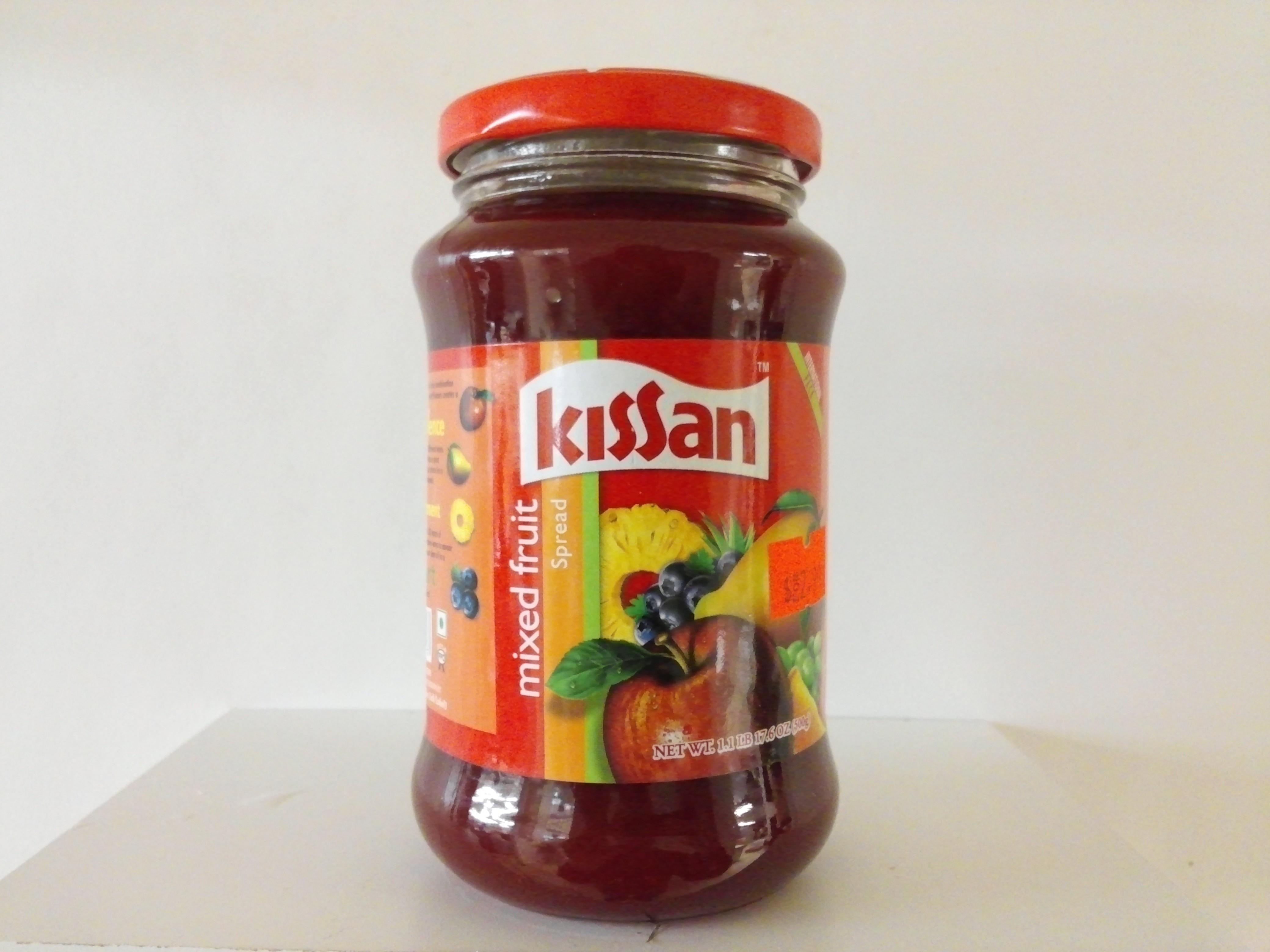 Kissan Mixed Fruit Jam 500 grm