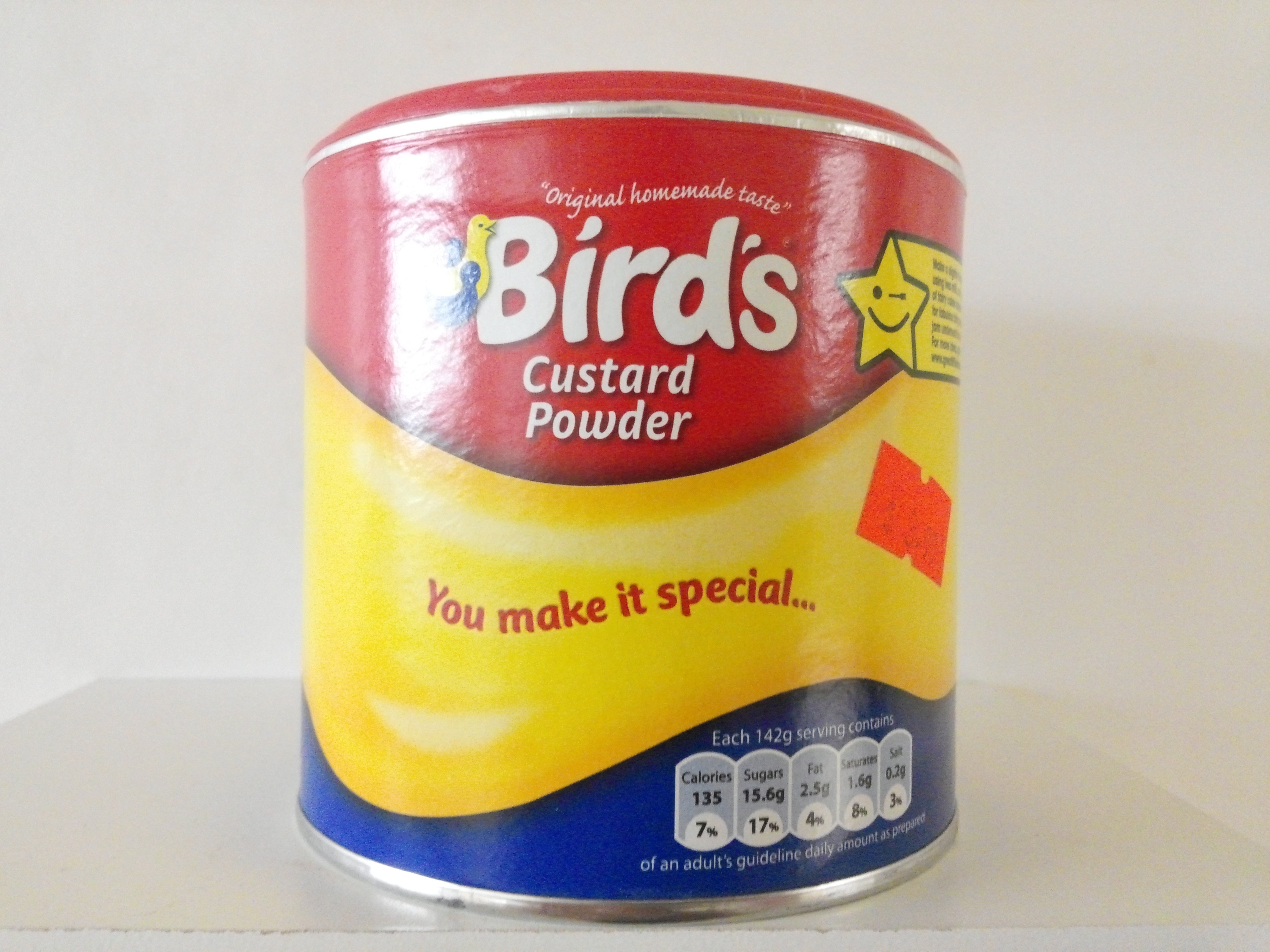 Bird's Custard Powder 300 grm