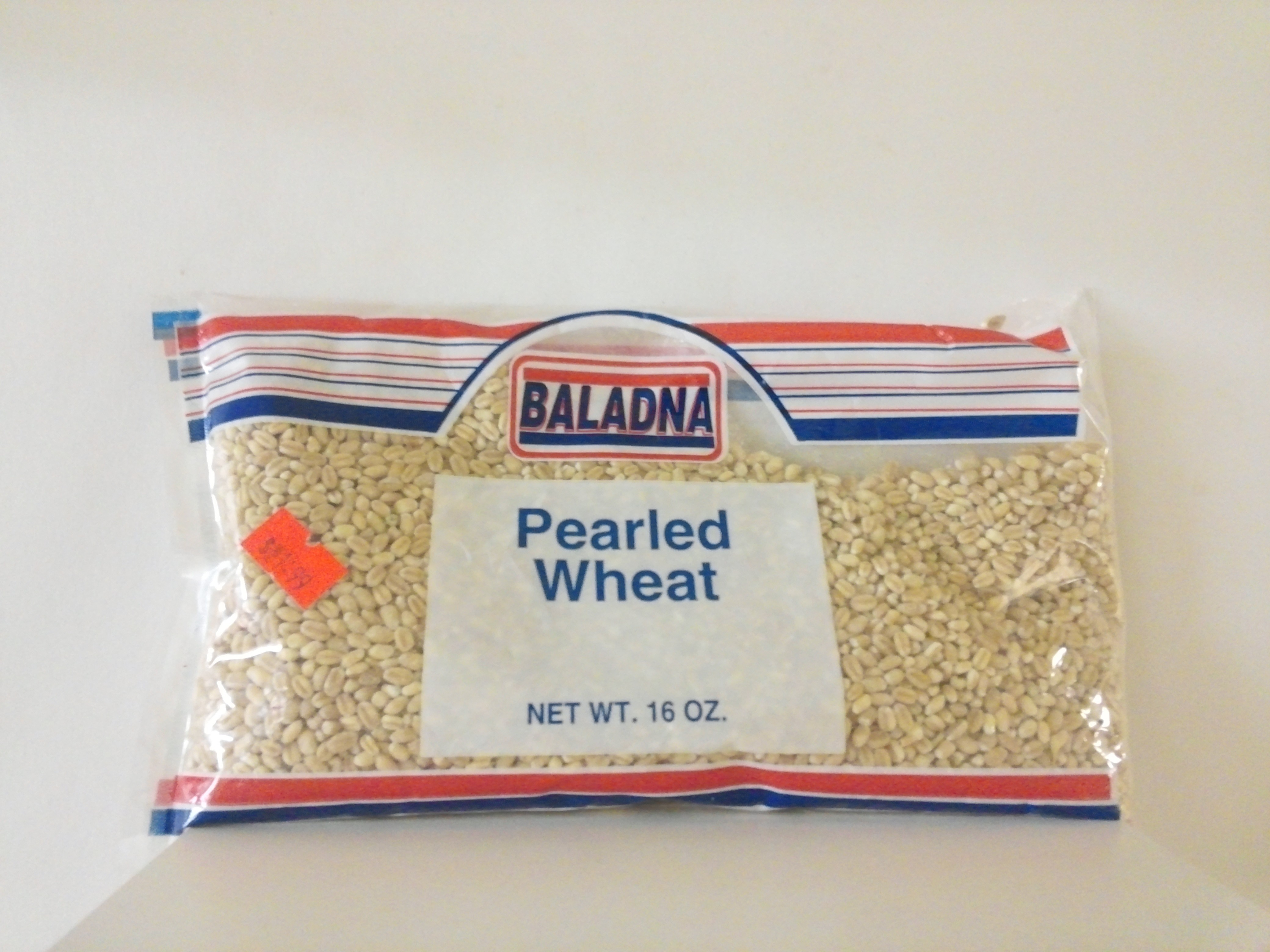 Pearled Wheat 1 lb
