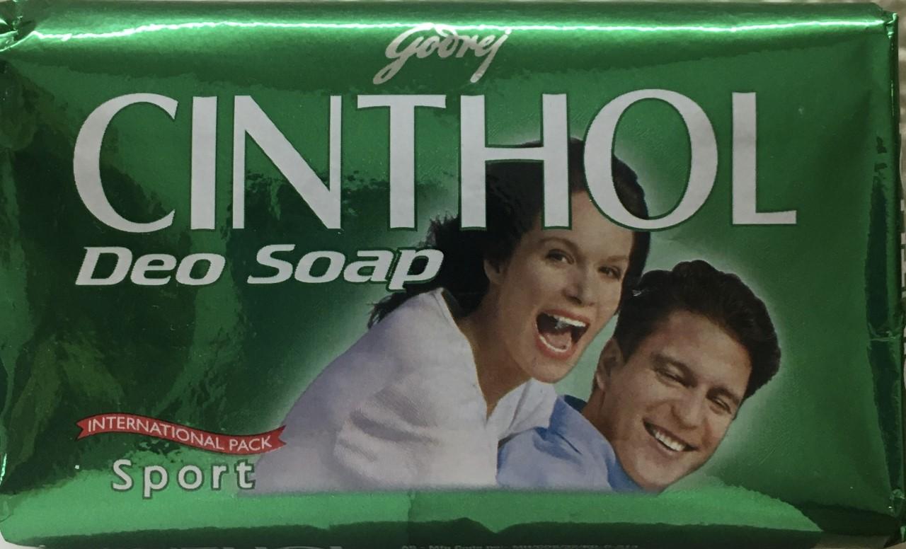 Godrej Cinthol Deo Soap Sport 125 grm