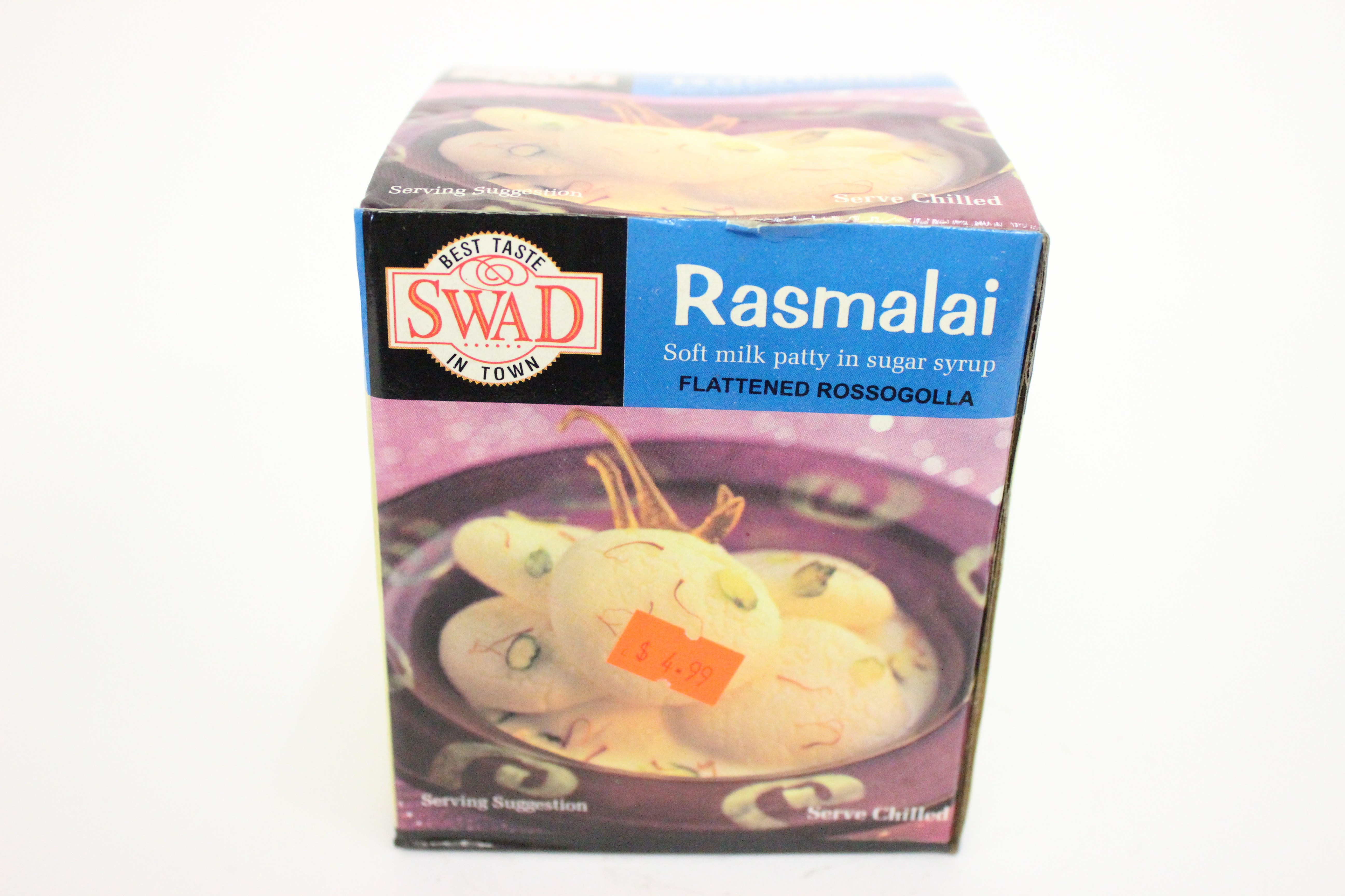 Swad Rasmalai 1 Kg