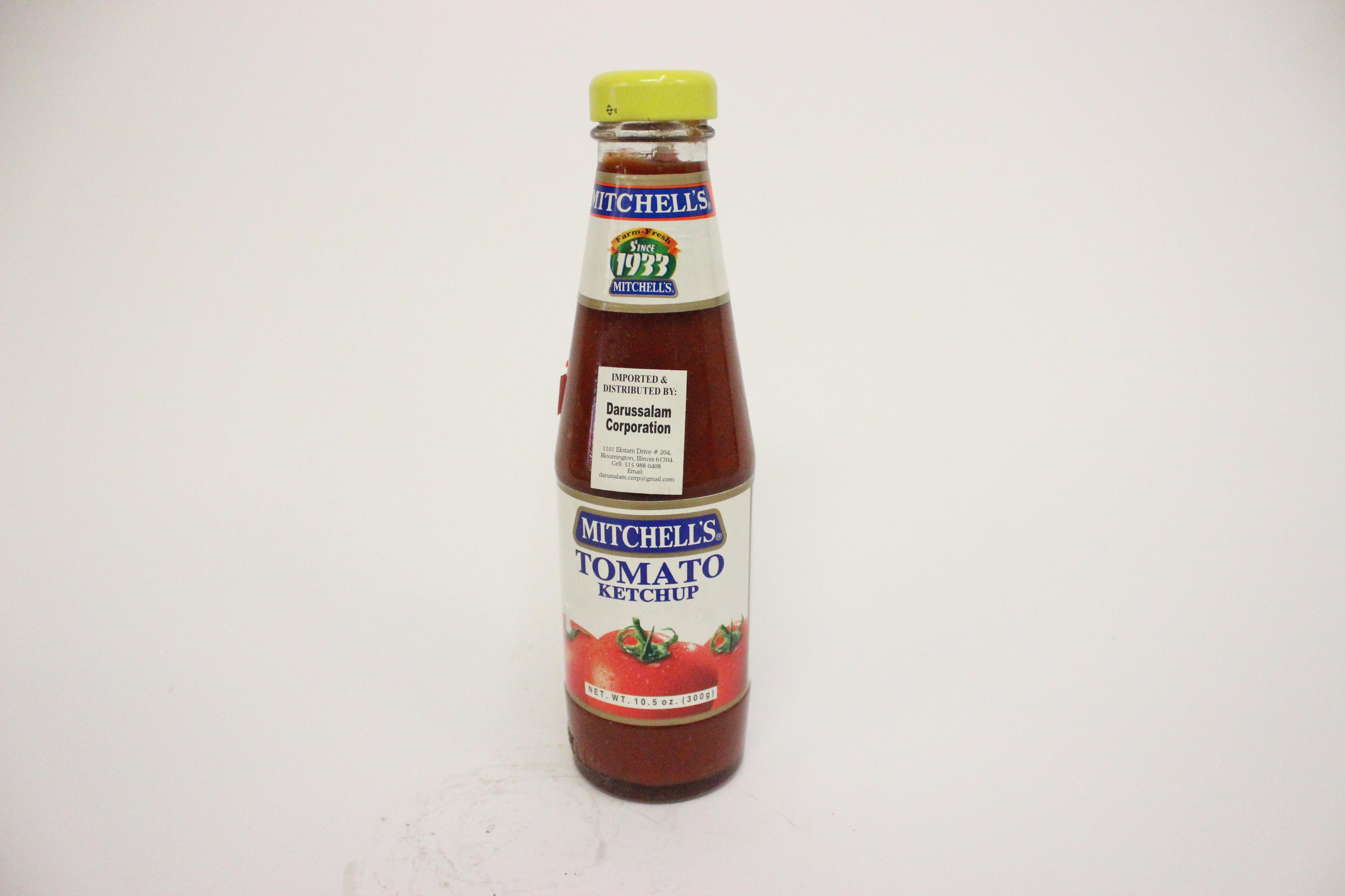 Mitchell's Tomato Ketchup 10.5 oz
