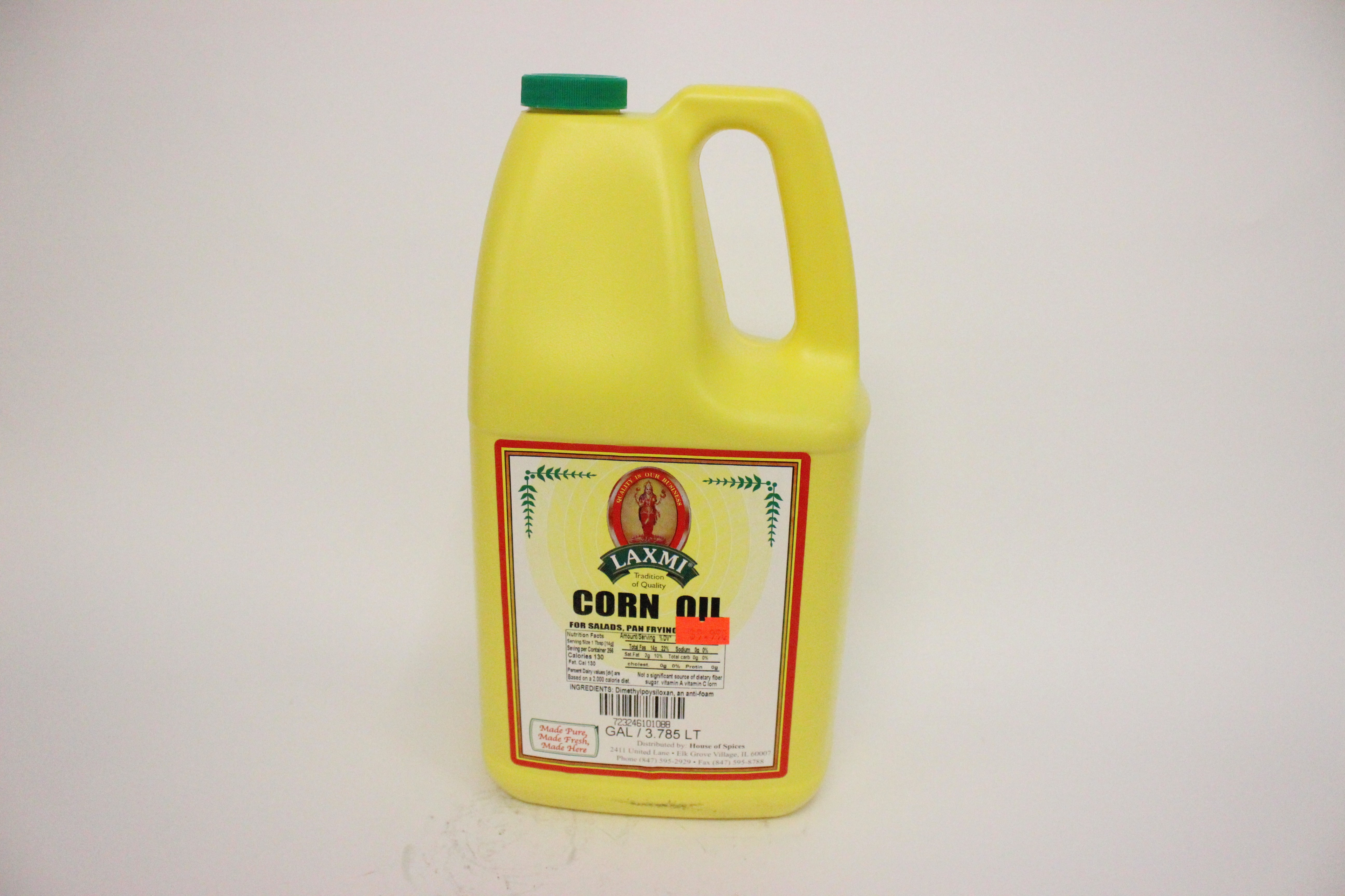 Corn Oil 1 Gal