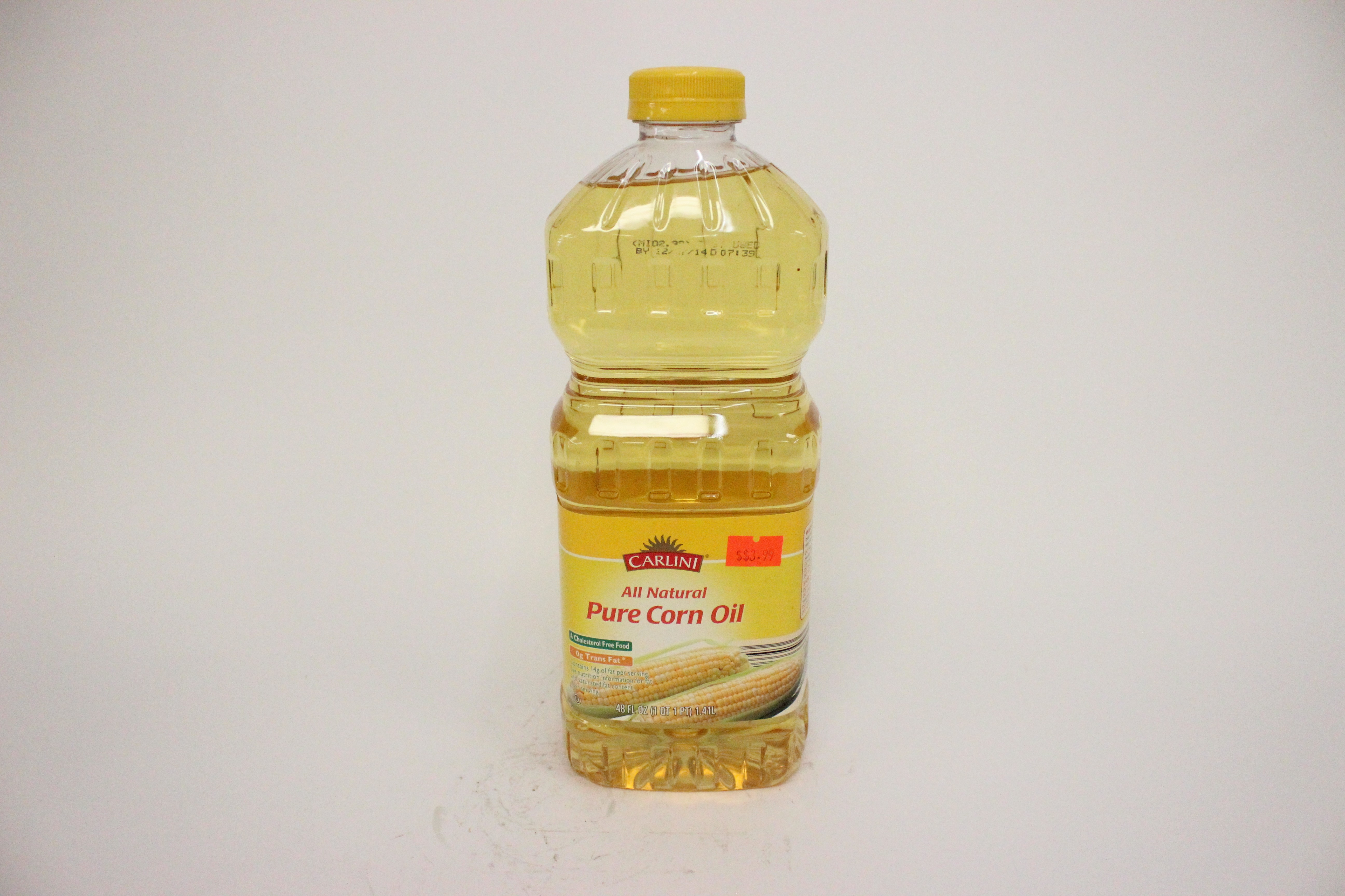 Carlini Pure Corn Oil 48 oz
