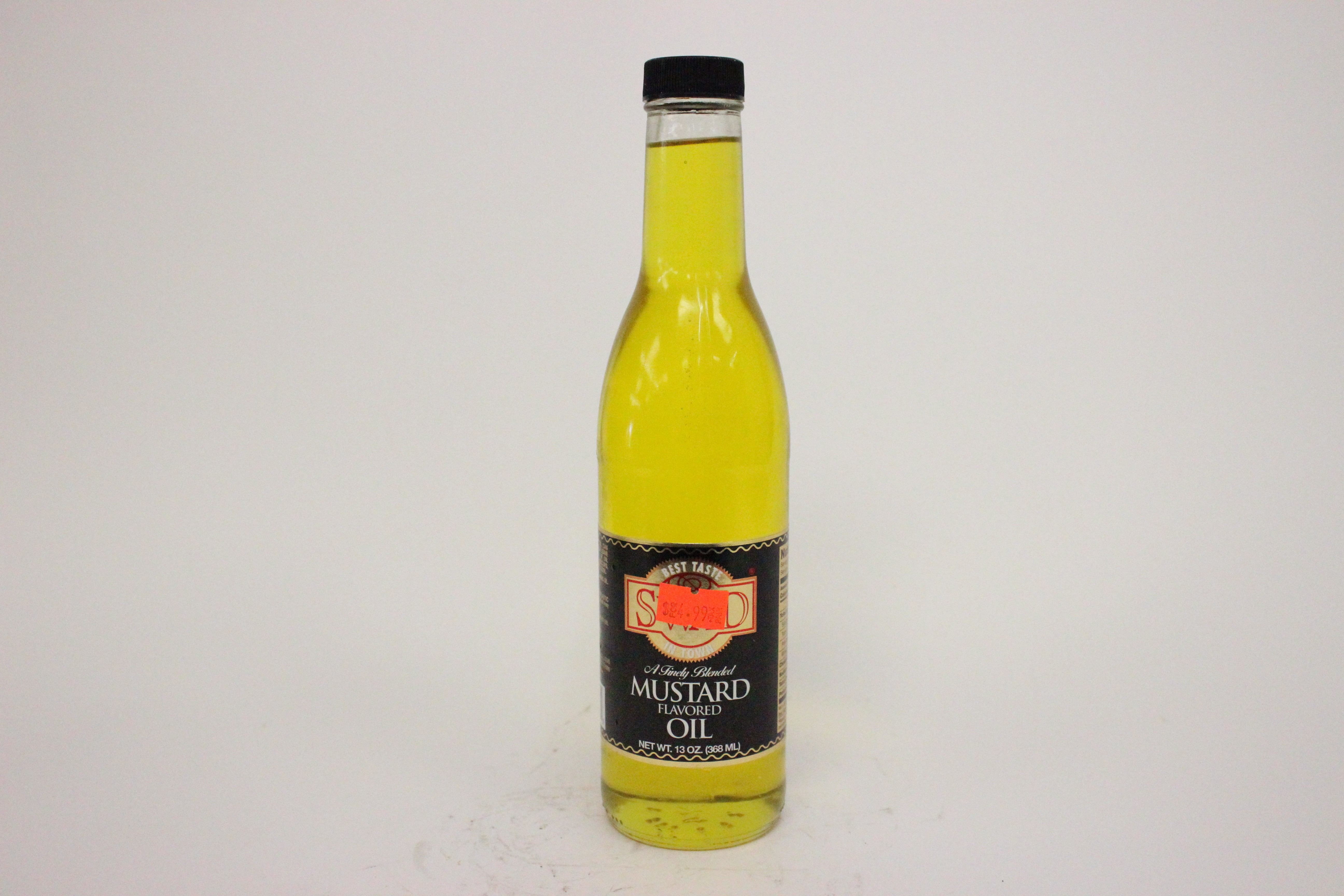 Swad Mustard  Oil Flavoured 12 oz