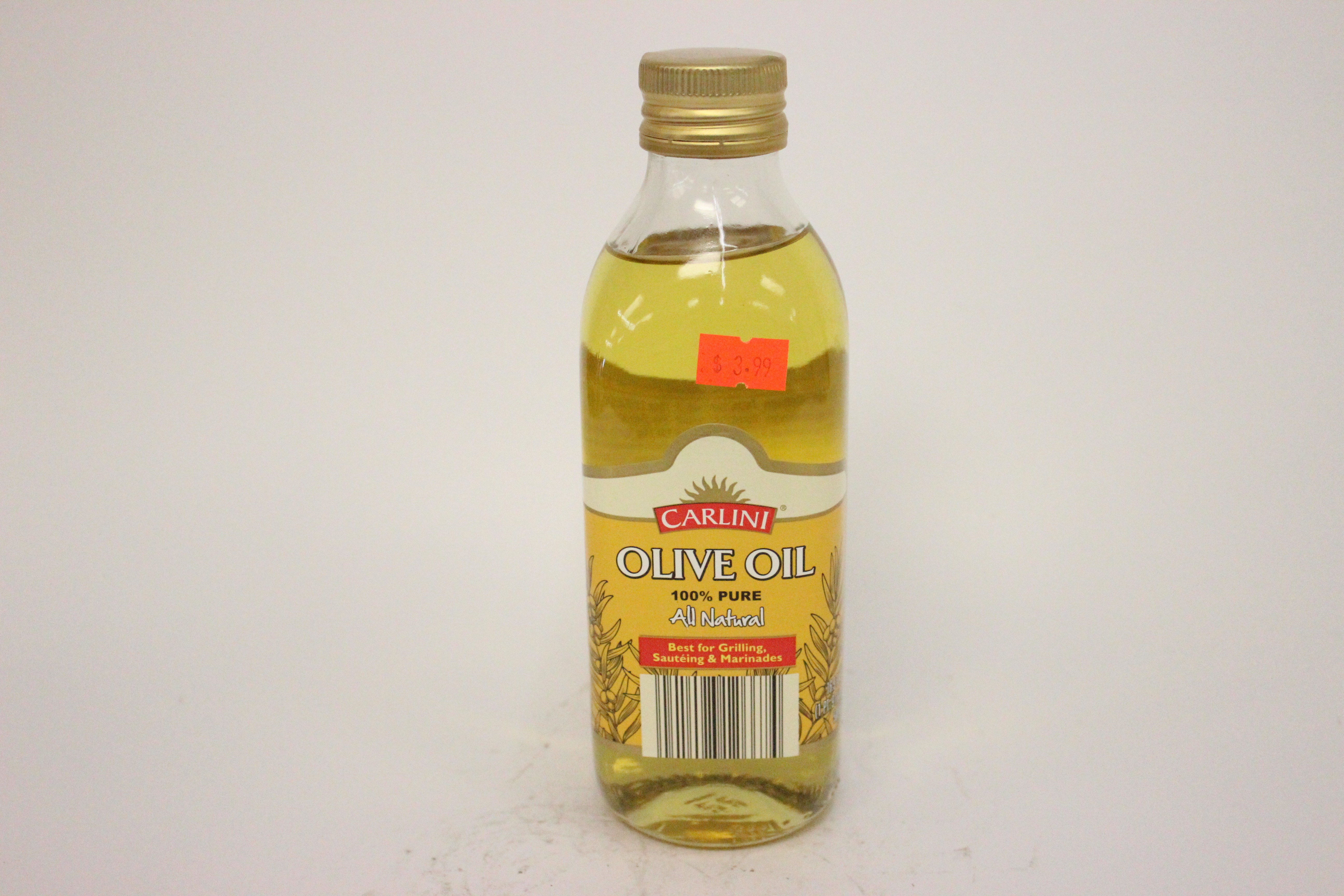 Carlini Olive Oil All Natural 16.9 oz