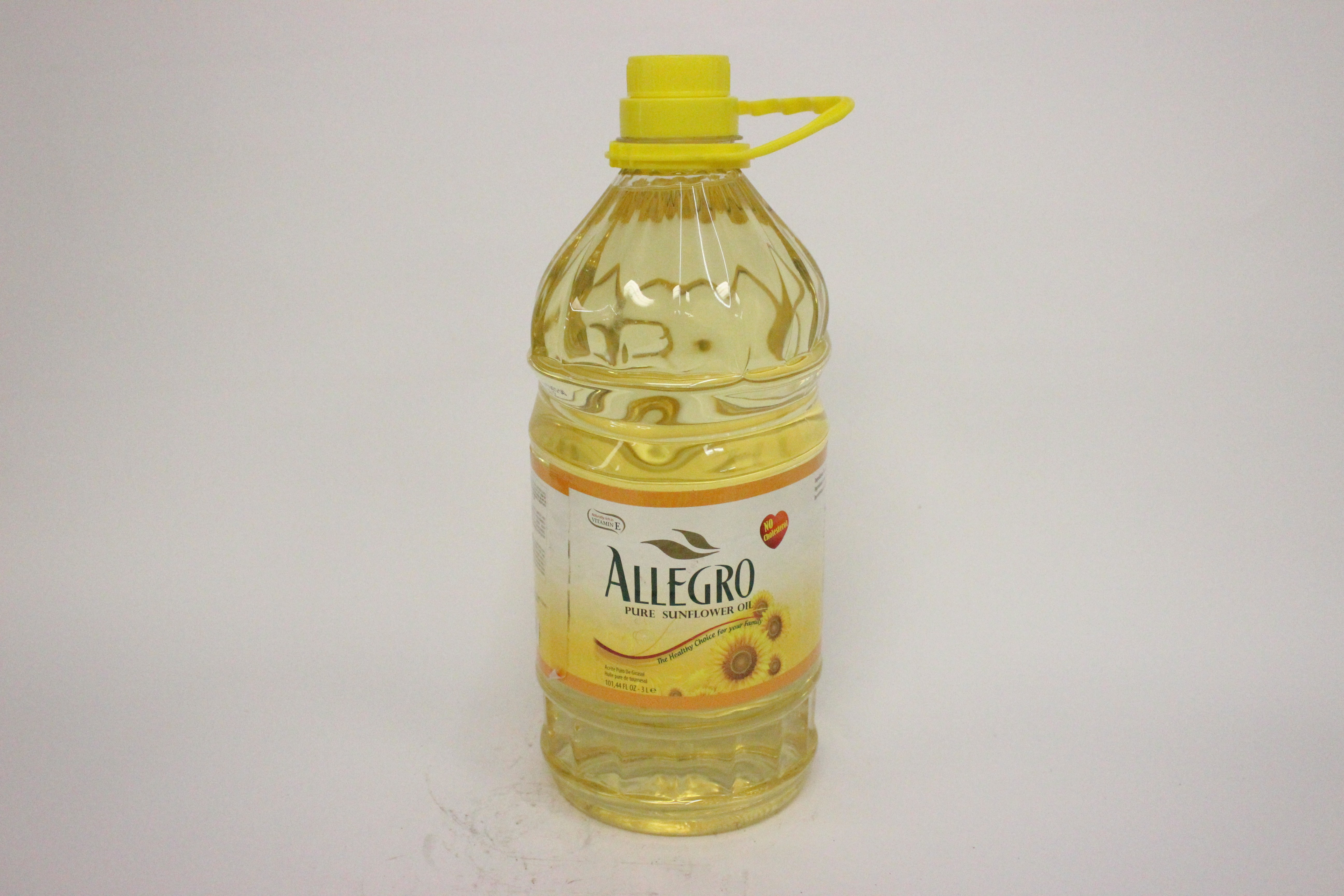 Allegro Pure Sunflower Oil 3 L