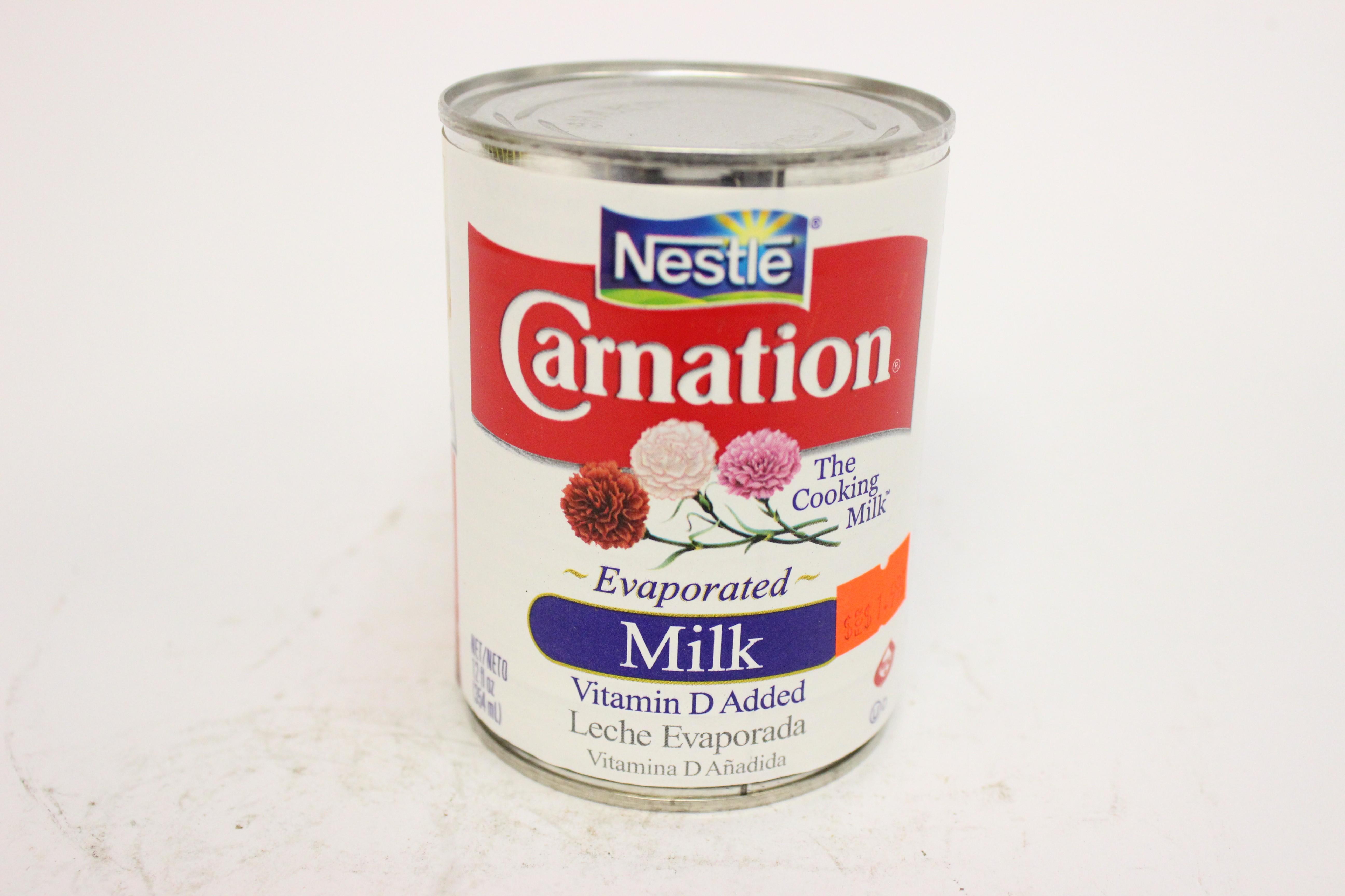 Carnation Evaporated Milk 12 oz