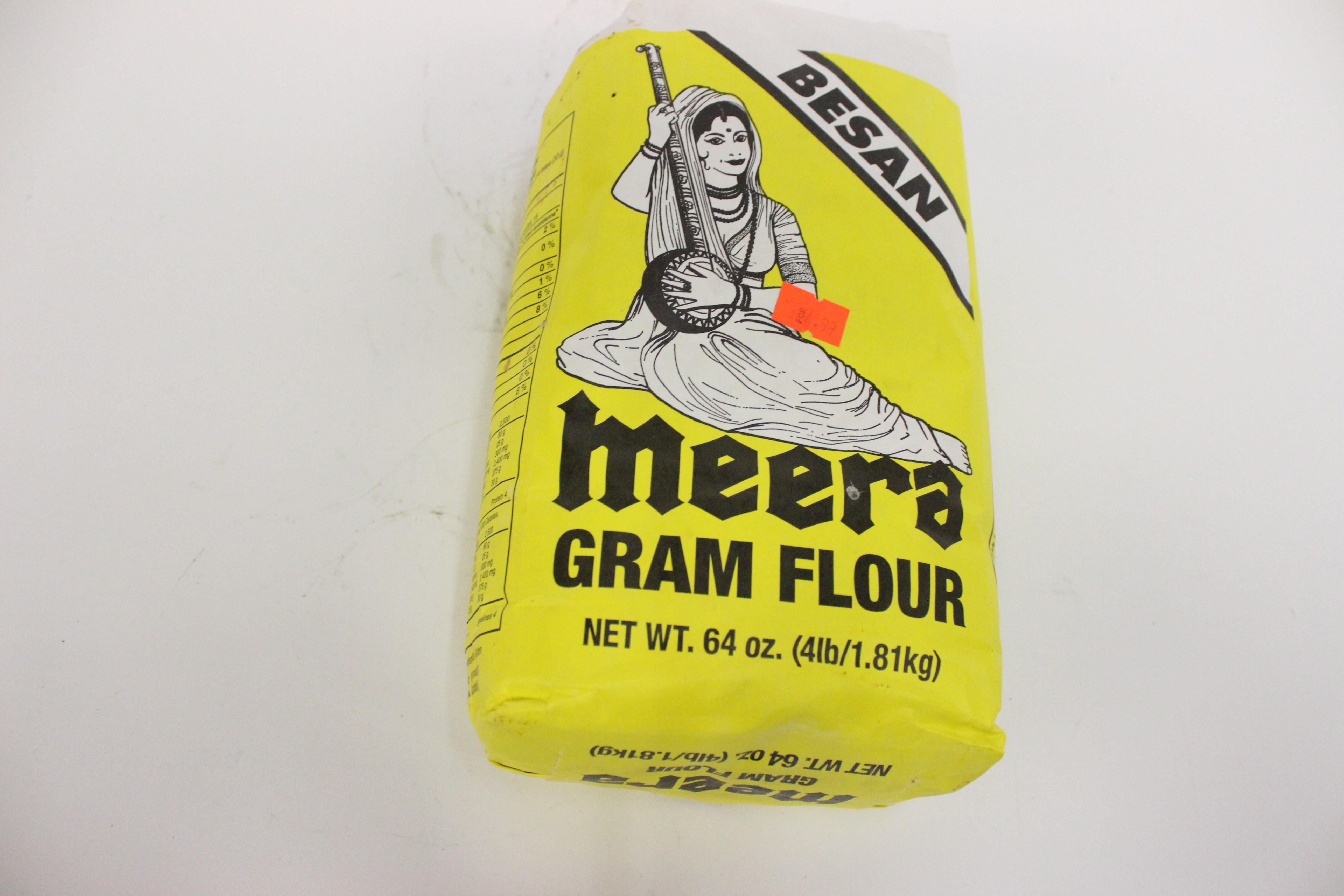 Meera Besan 4 lbs