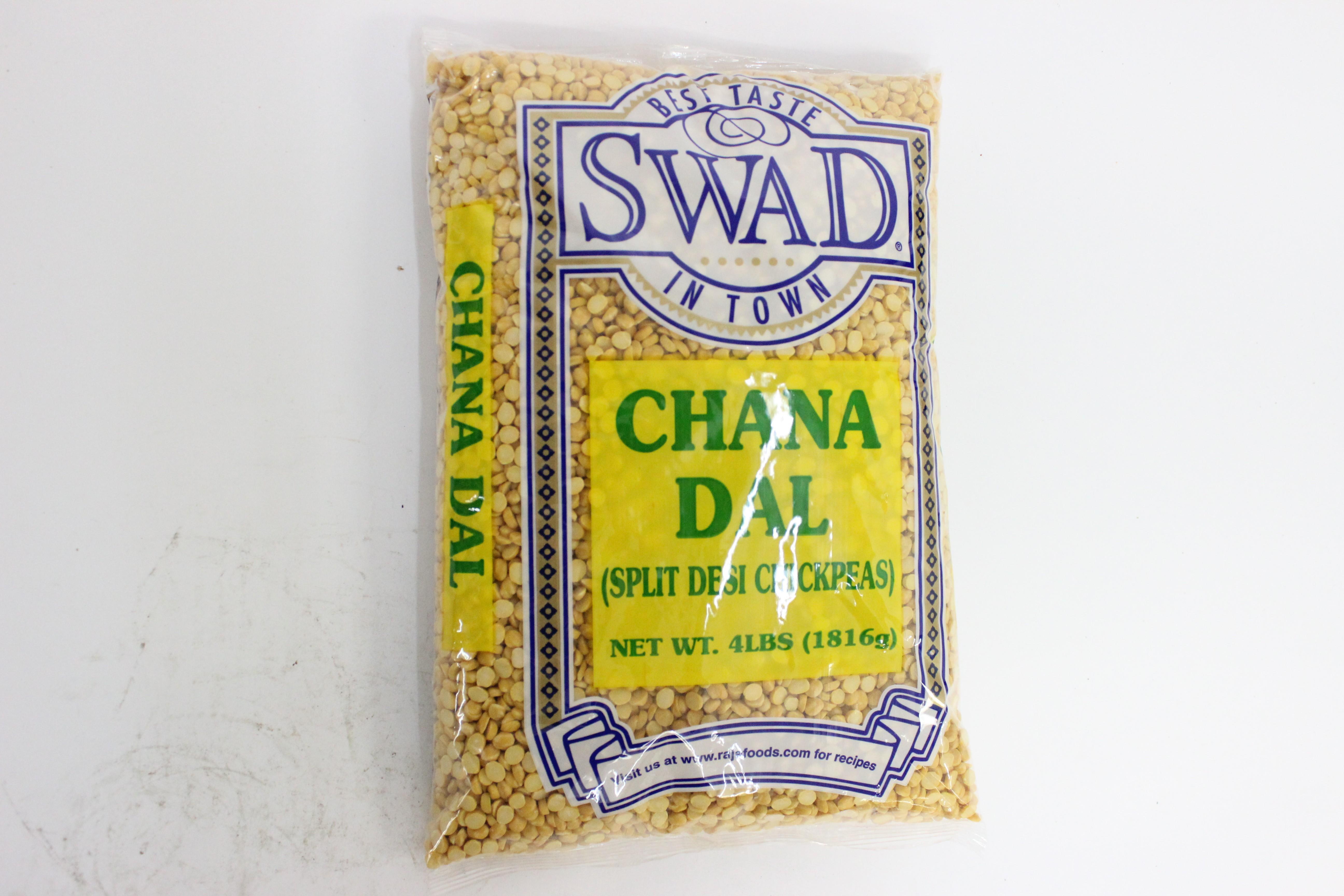 Chana Dal 4 lbs