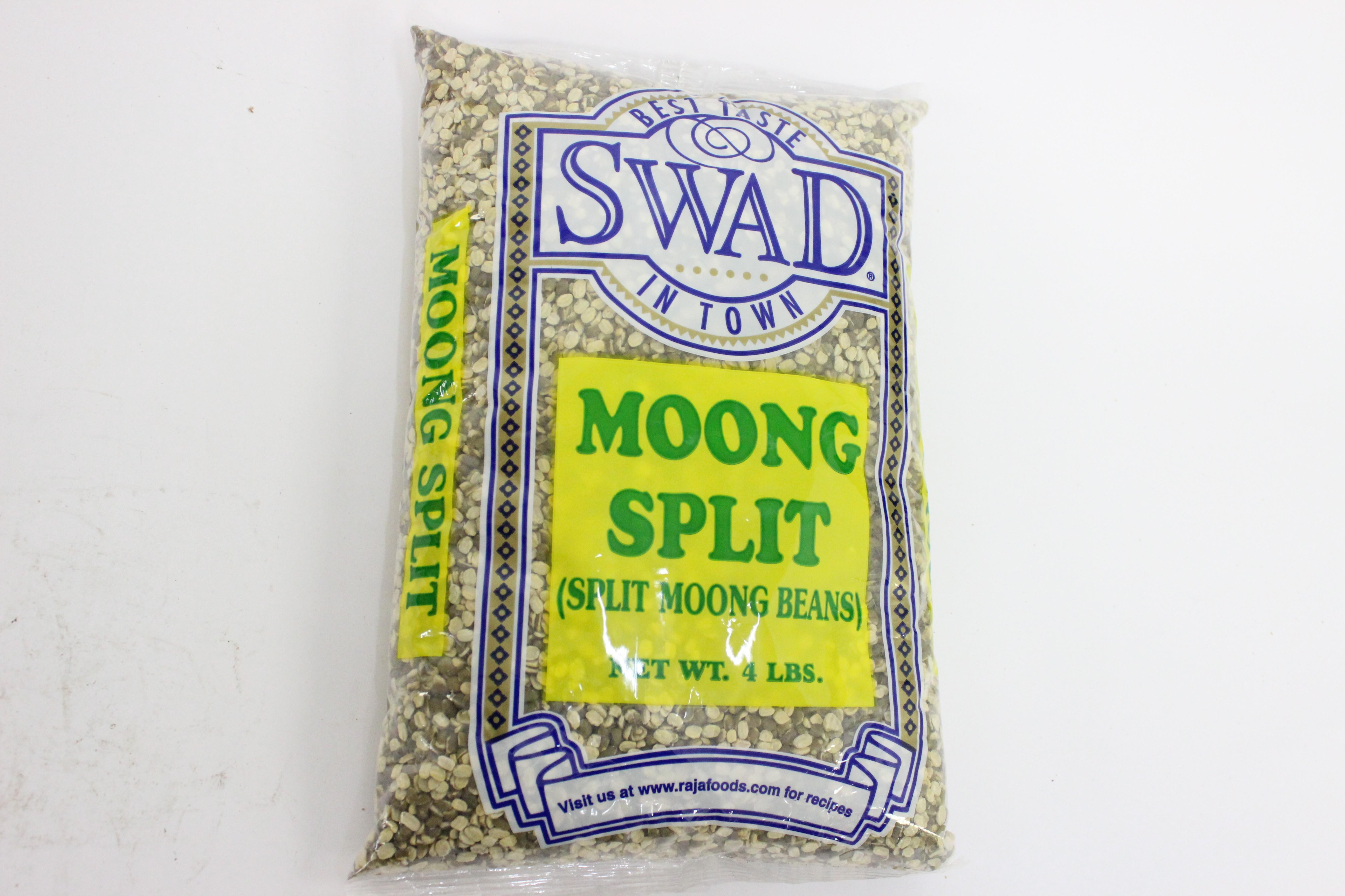 Moong Split 4 lbs