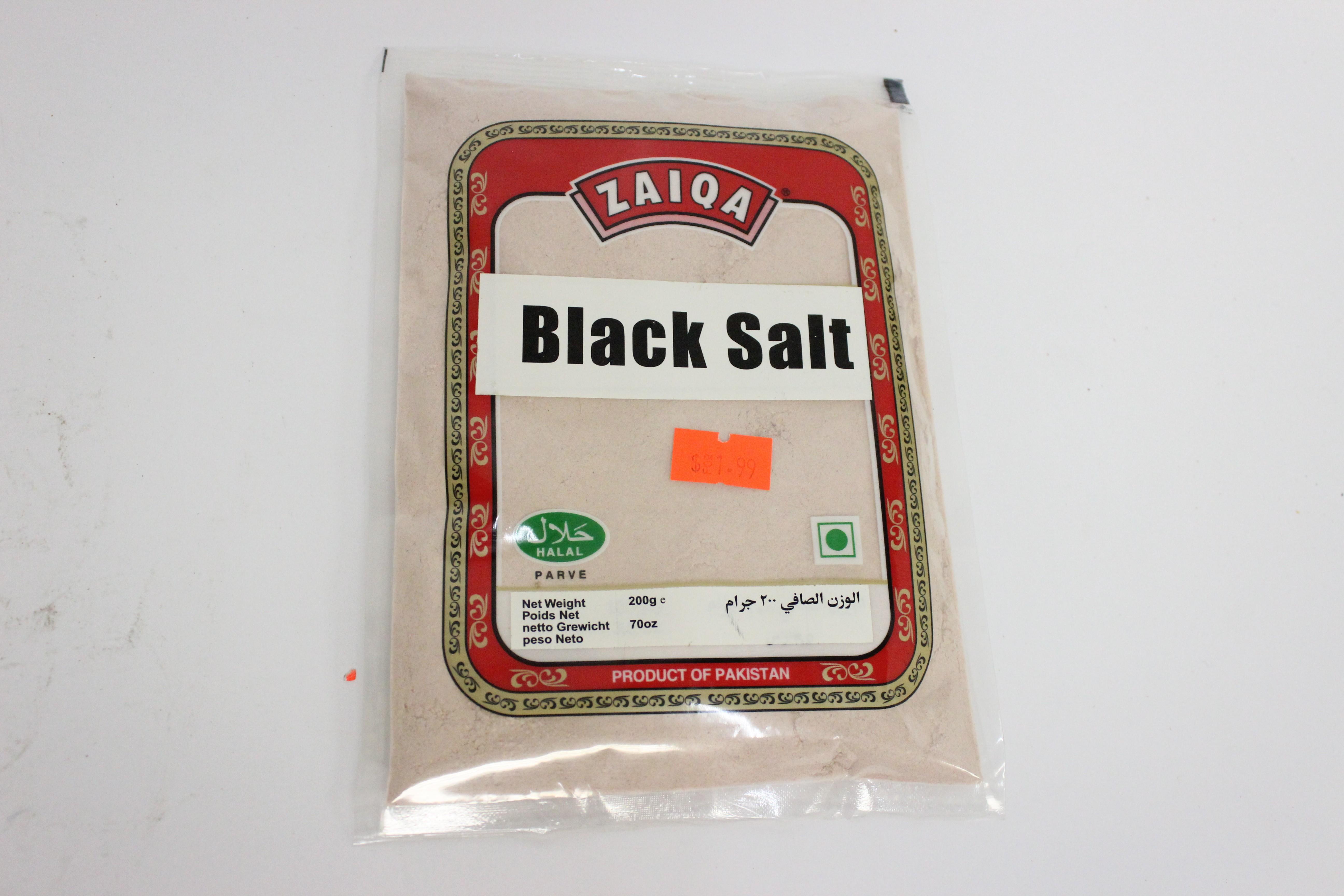 Black Salt 3.5 oz